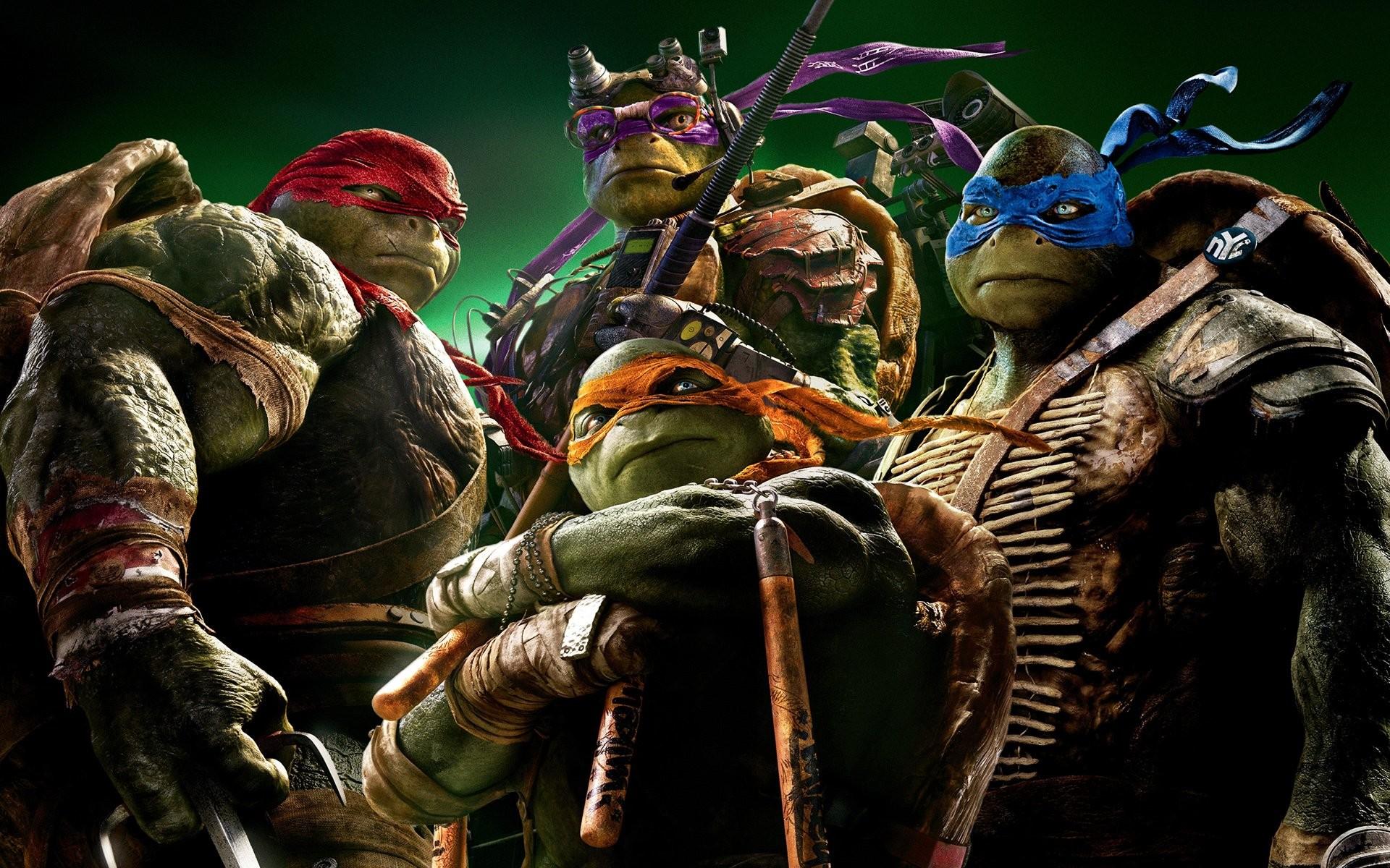 Res: 1920x1200, HD Wallpaper | Background Image ID:616518.  Movie Teenage Mutant  Ninja Turtles ...