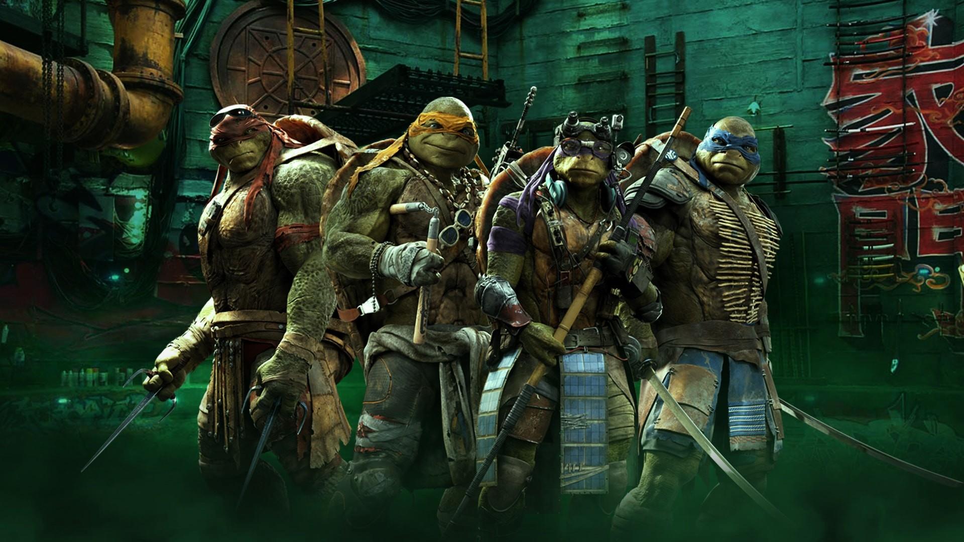 Res: 1920x1080, Teenage Mutant Ninja Turtles Background