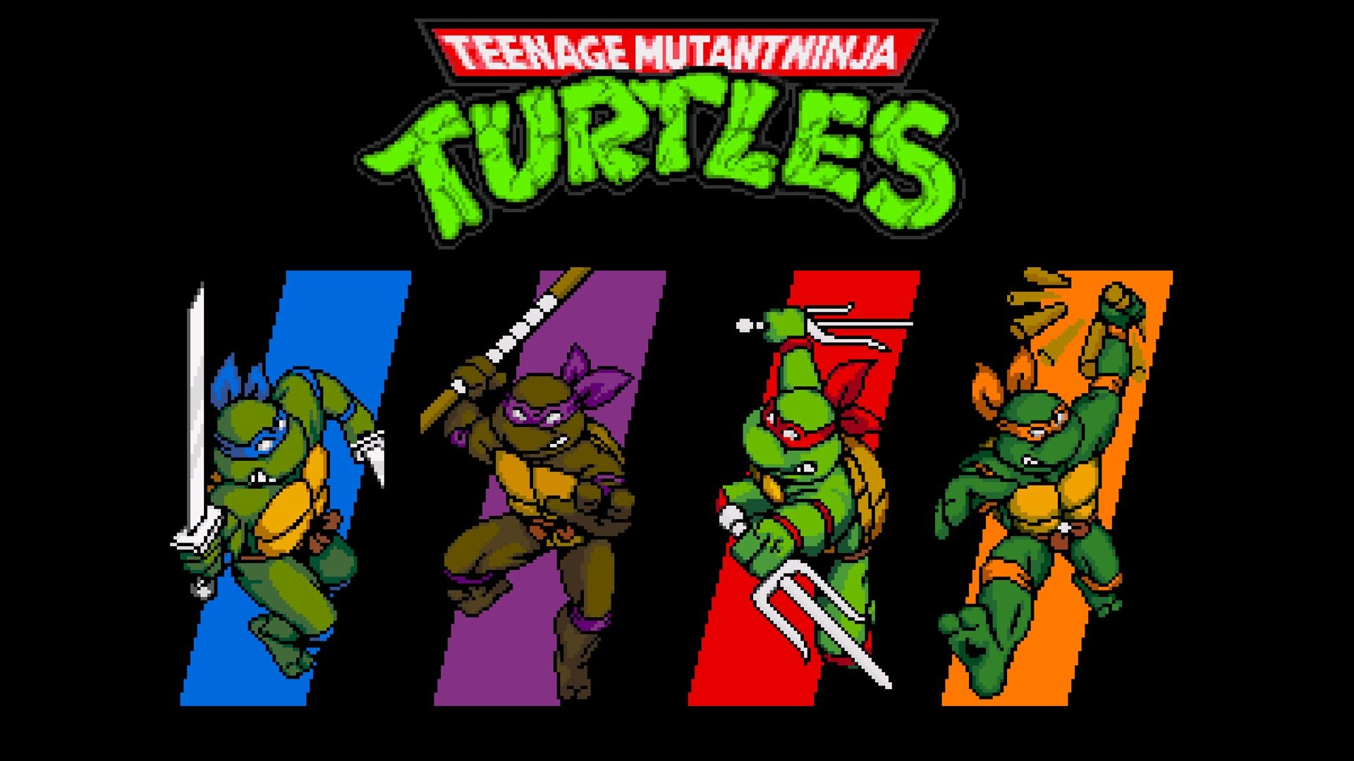 Res: 1920x1080, Teenage Mutant Ninja Turtles Wallpaper Collection For Free Download
