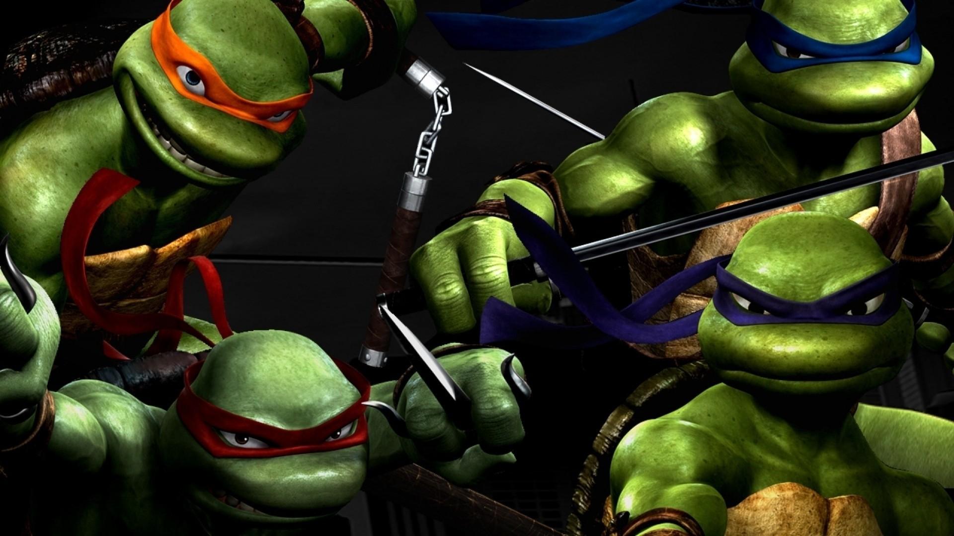 Res: 1920x1080, Teenage Mutant Ninja Turtles Wallpapers 21 - 1920 X 1080