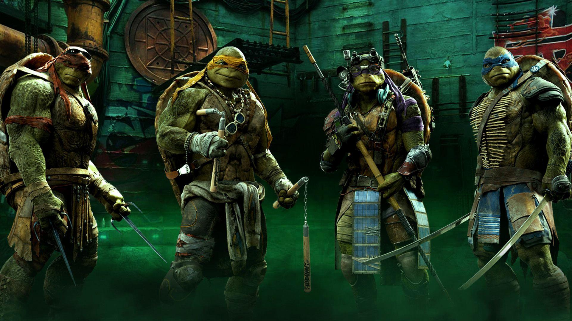 Res: 1920x1080, Ninja Turtle Wallpaper Elegant Units Of Teenage Mutant Ninja Turtles  Wallpaper 1519—1046 Tmnt
