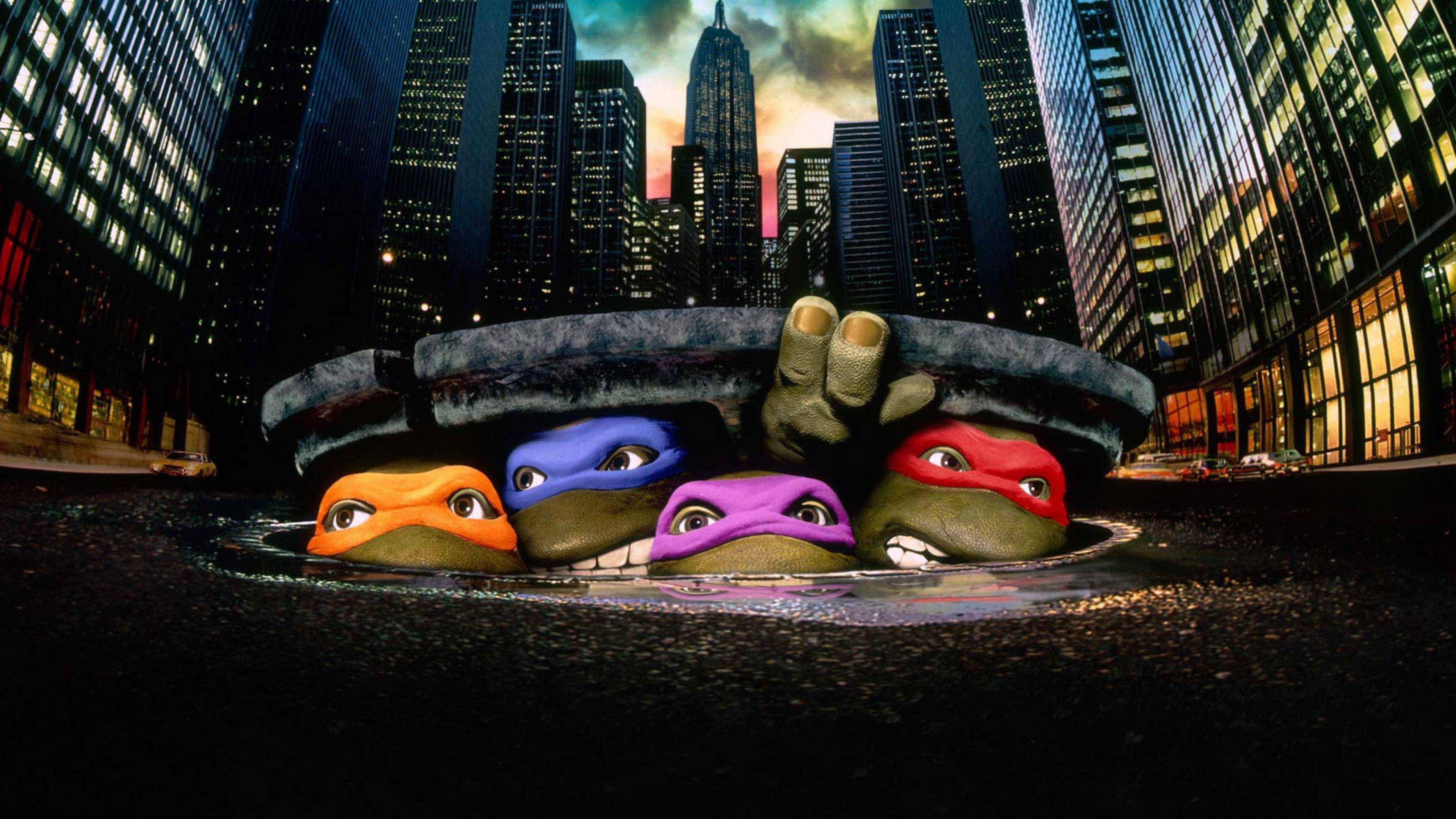 Res: 3840x2160, Teenage Mutant Ninja Turtles Wallpaper Full Hd For Mobile
