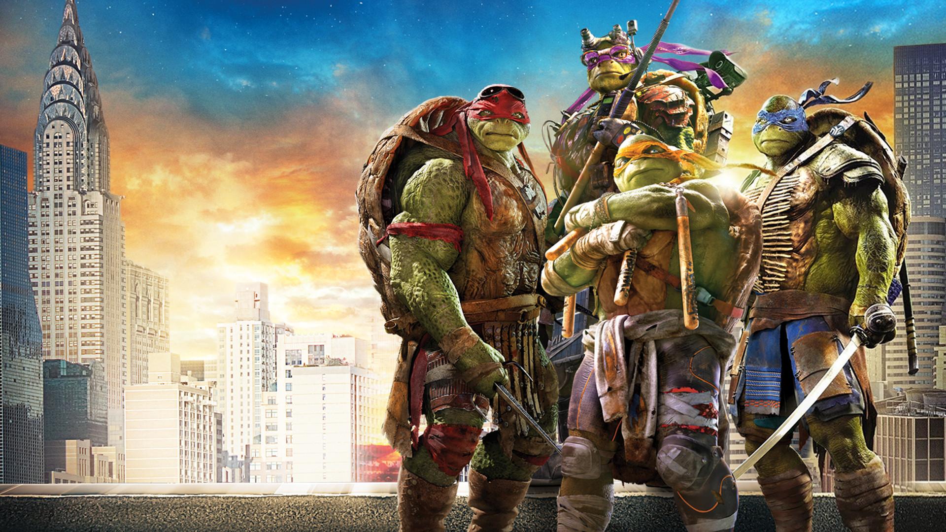 Res: 1920x1080, ... Teenage Mutant Ninja Turtles Wallpaper  by sachso74
