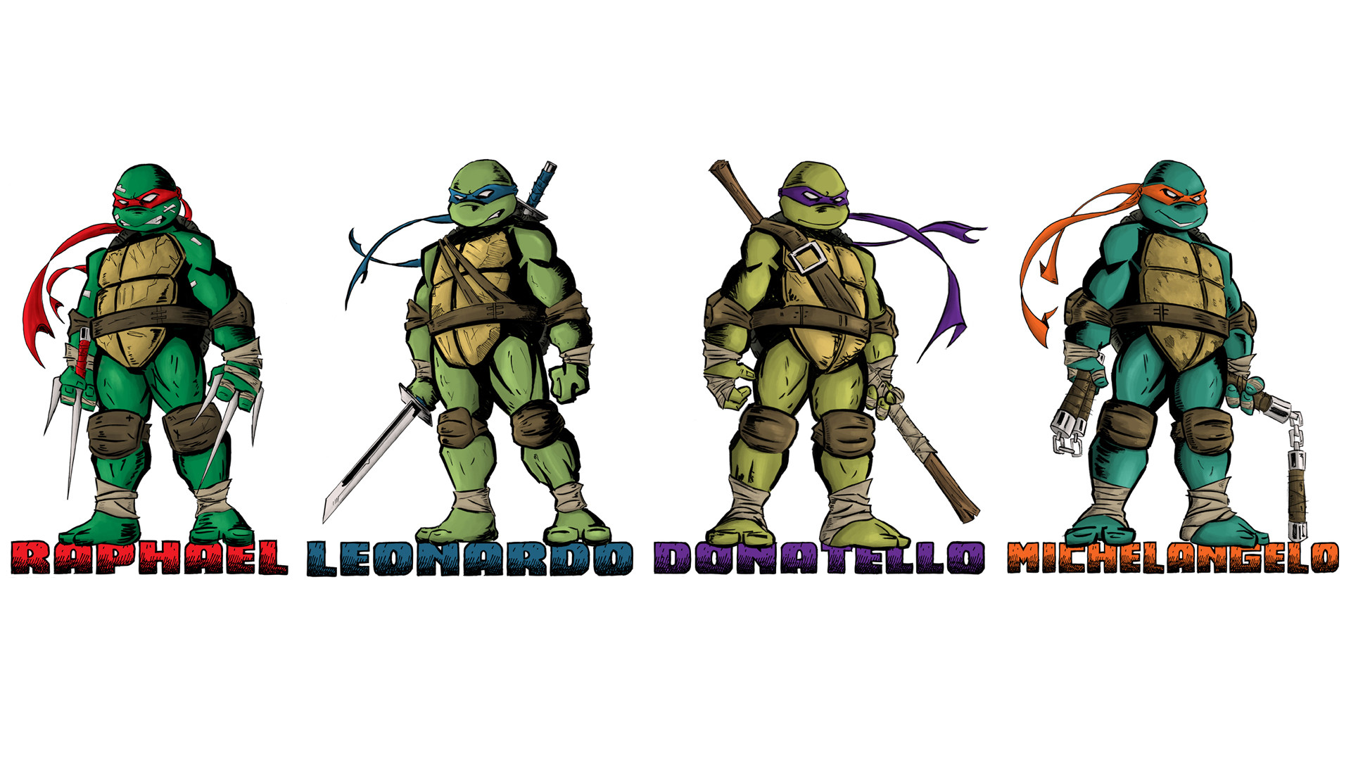 Res: 1920x1080, Desktop Ninja Turtles HD Wallpapers Images Download. Click on the image to  view full size and download.