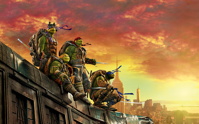 Res: 2880x1800, Teenage Mutant Ninja Turtles Wallpapers 4 - 2880 X 1800