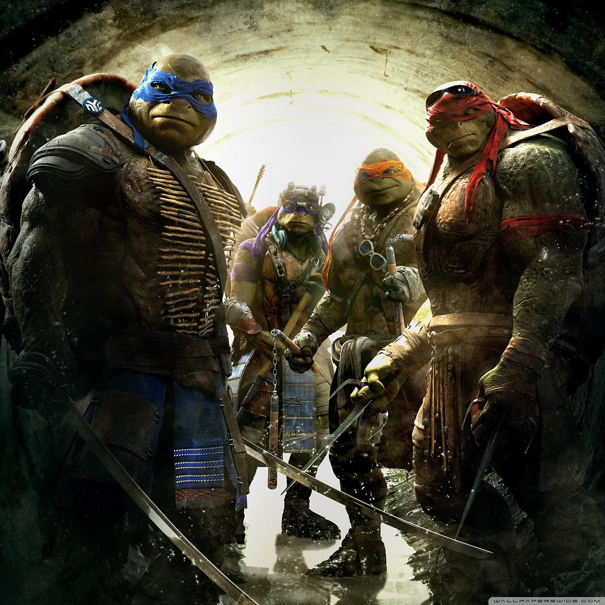 Res: 2048x2048, Teenage Mutant Ninja Turtles…