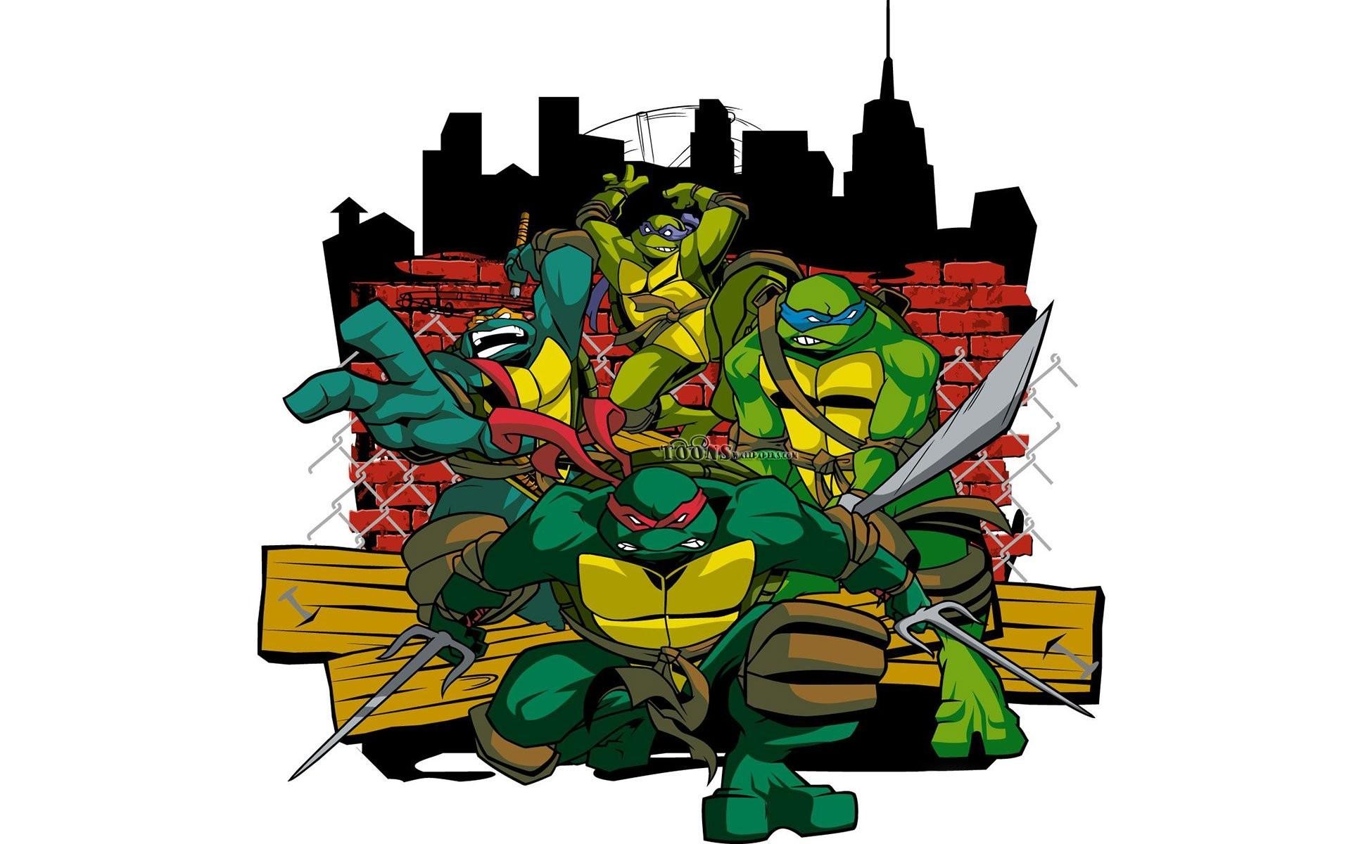 Res: 1920x1200, Movies Wallpaper. Download the following Teenage Mutant Ninja Turtles ...