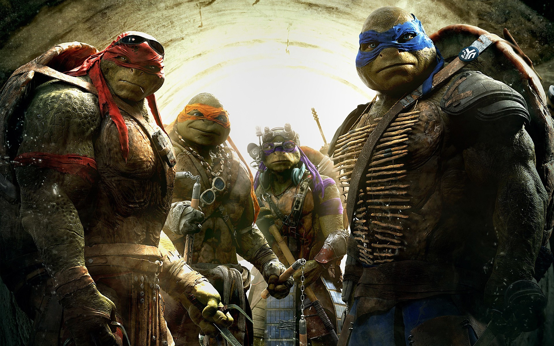 Res: 1920x1200, Teenage Mutant Ninja Turtles