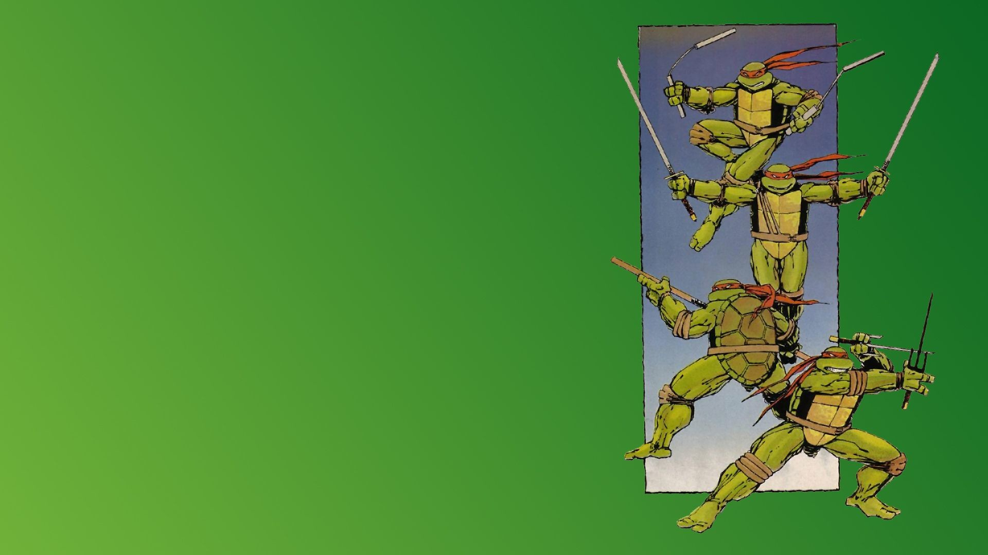 Res: 1920x1080, Cartoons Teenage Mutant Ninja Turtles wallpaper |  .