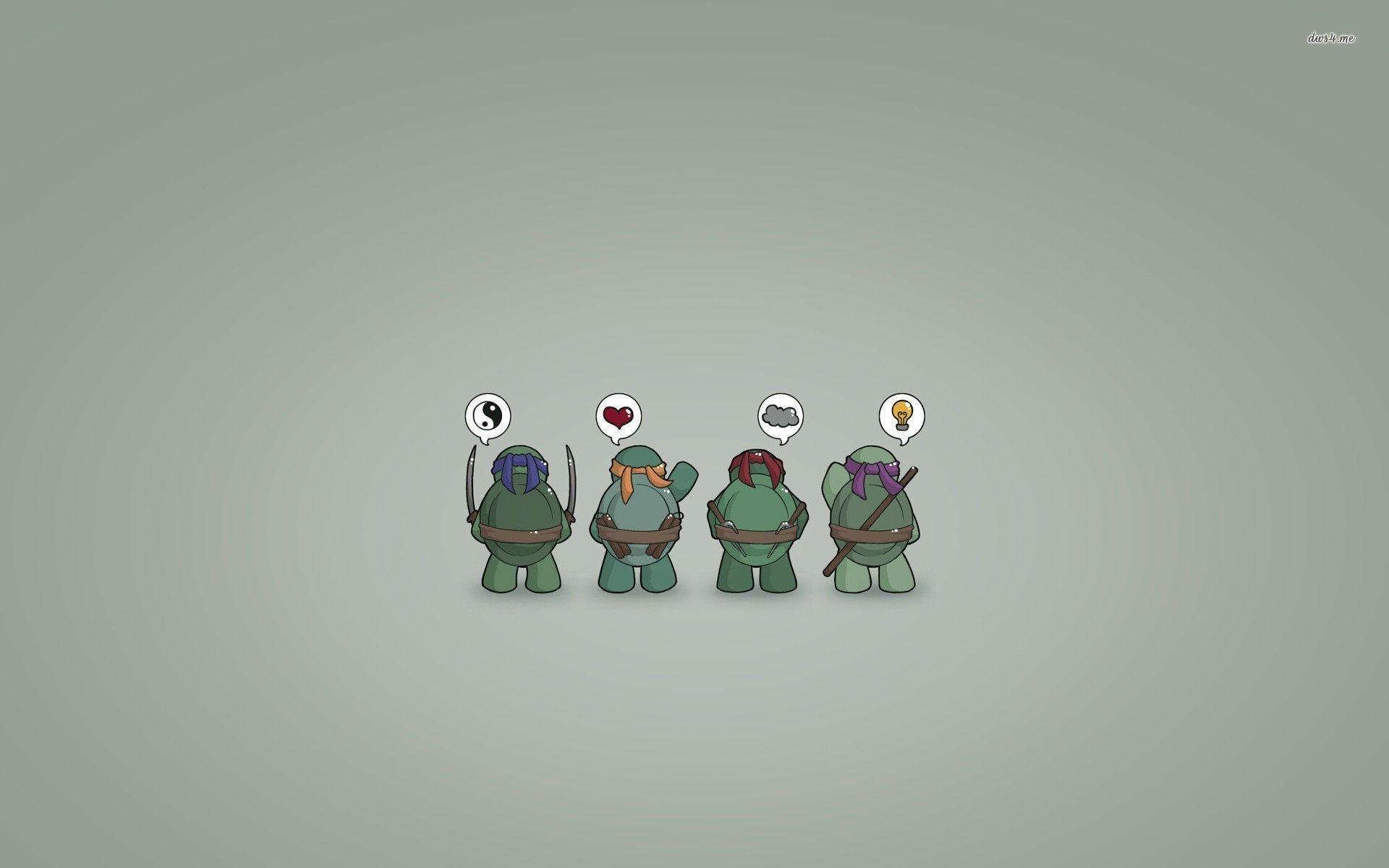Res: 1920x1200, ... Teenage Mutant Ninja Turtles wallpaper  ...