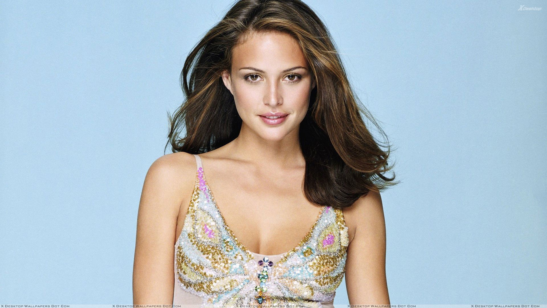 """Res: 1920x1080, You are viewing wallpaper titled """"Josie Maran ..."""