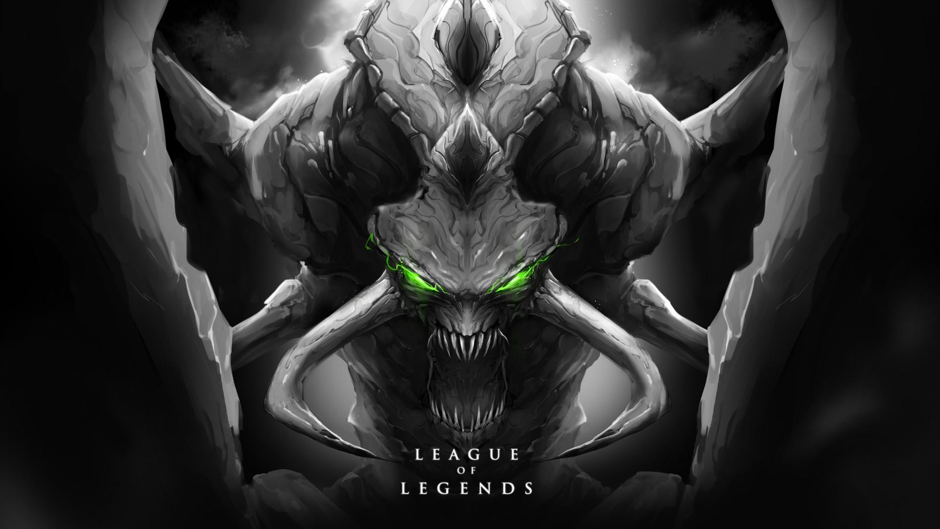 Res: 1920x1080, Chogath League Of Legends Wallpapers HD