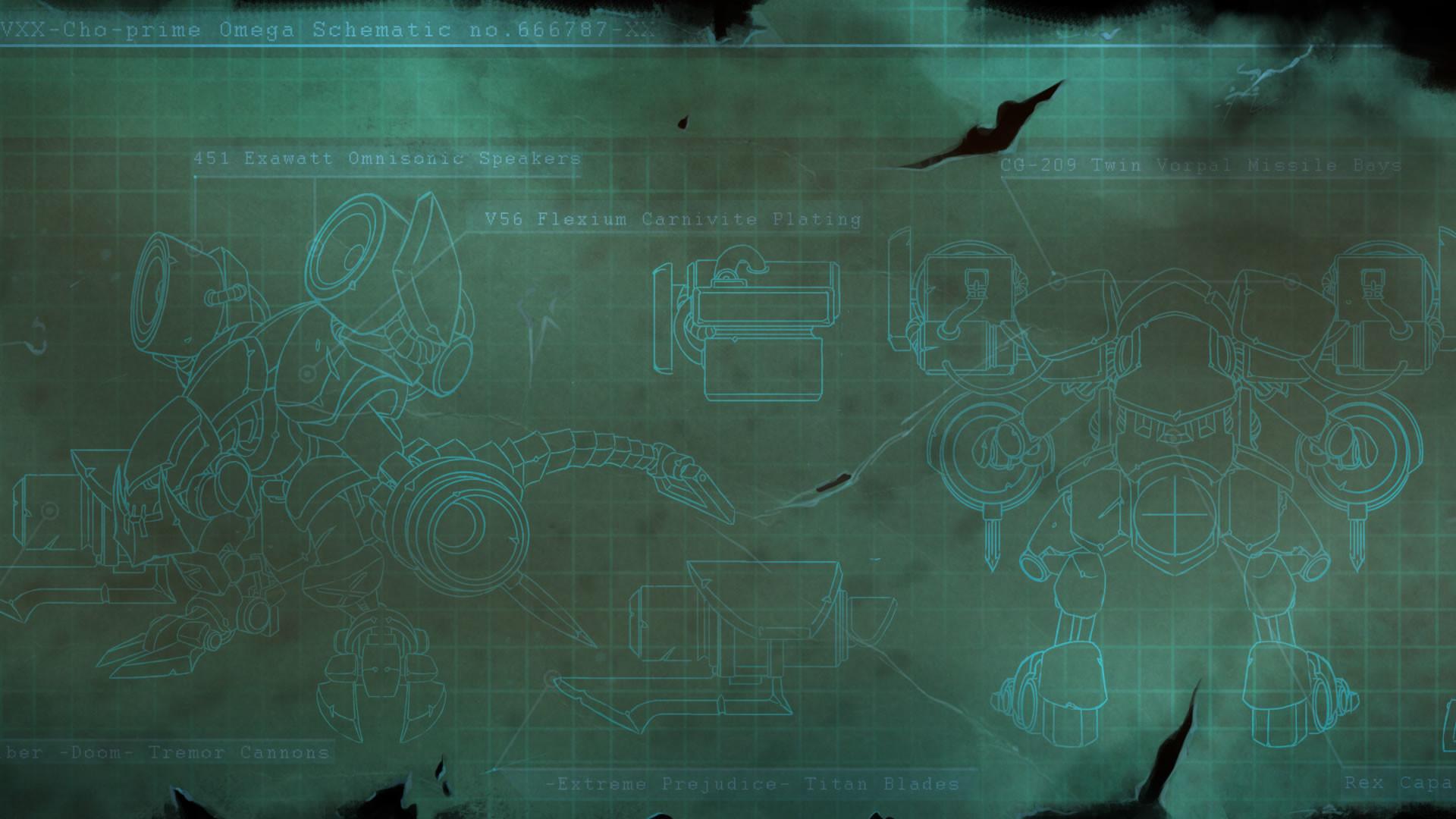 Res: 1920x1080, Battlecast Cho'Gath Blueprint