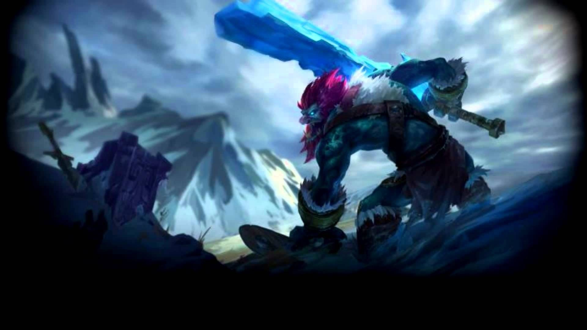 Res: 1920x1080, trundle-wallpapers