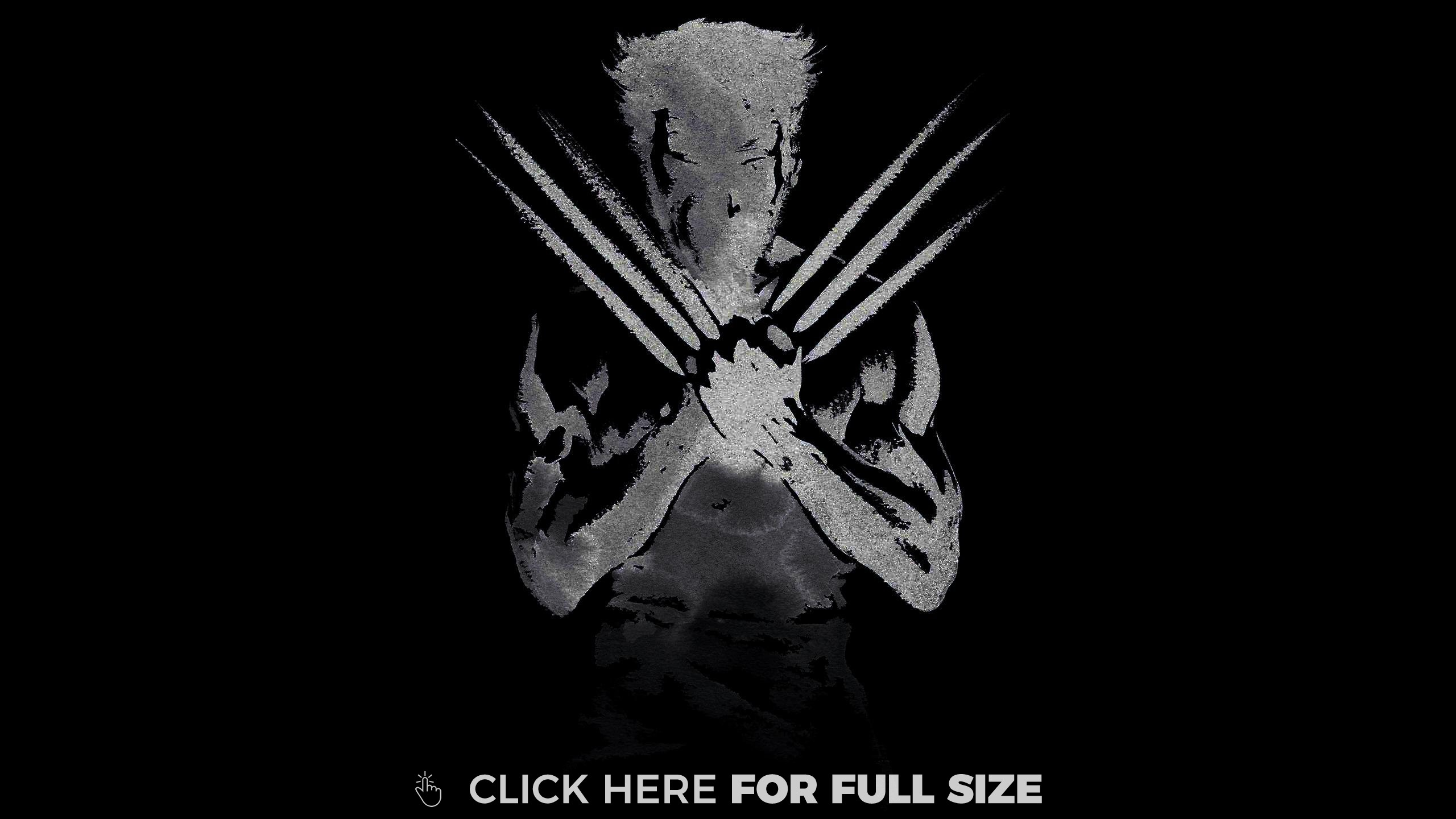 Res: 2560x1440, The Wolverine Wallpapers