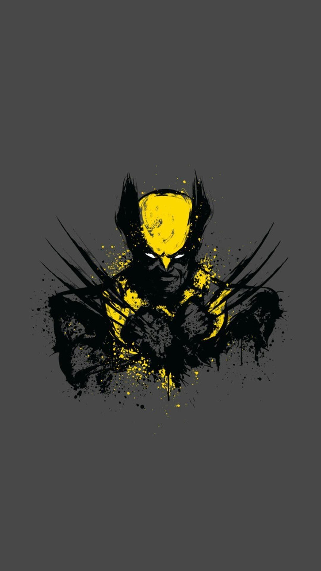 Res: 1080x1920, Wolverine wallpaper