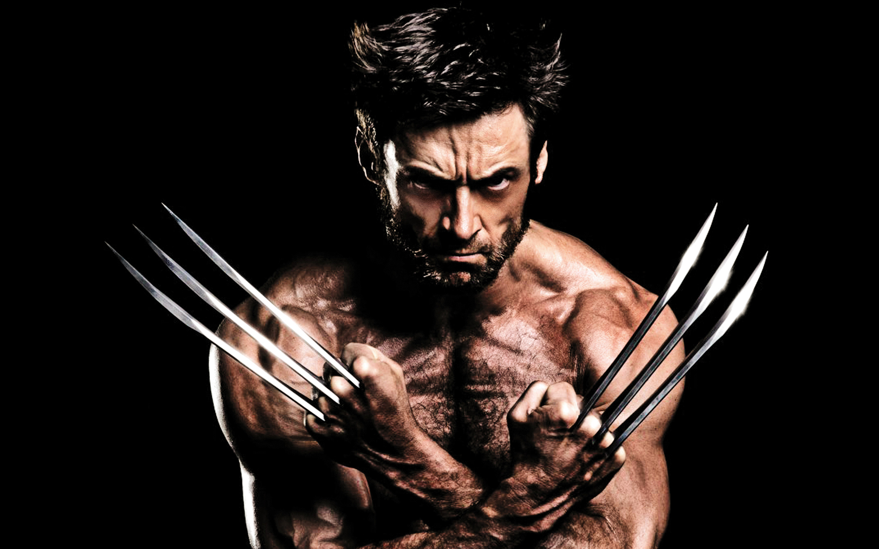 Res: 2880x1800, 2013 The Wolverine