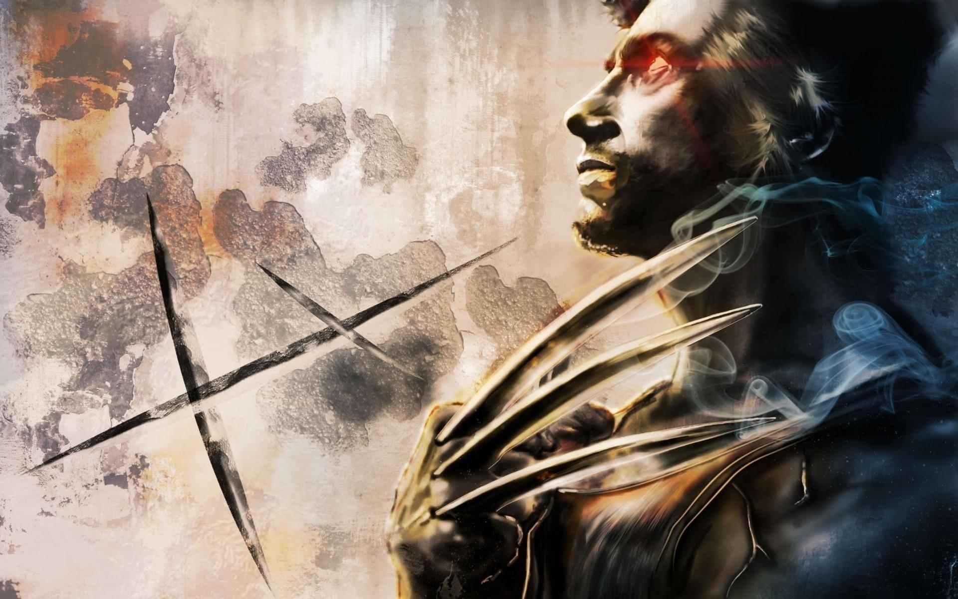 Res: 1920x1200, Dark Wolverine Wallpapers Hd Resolution