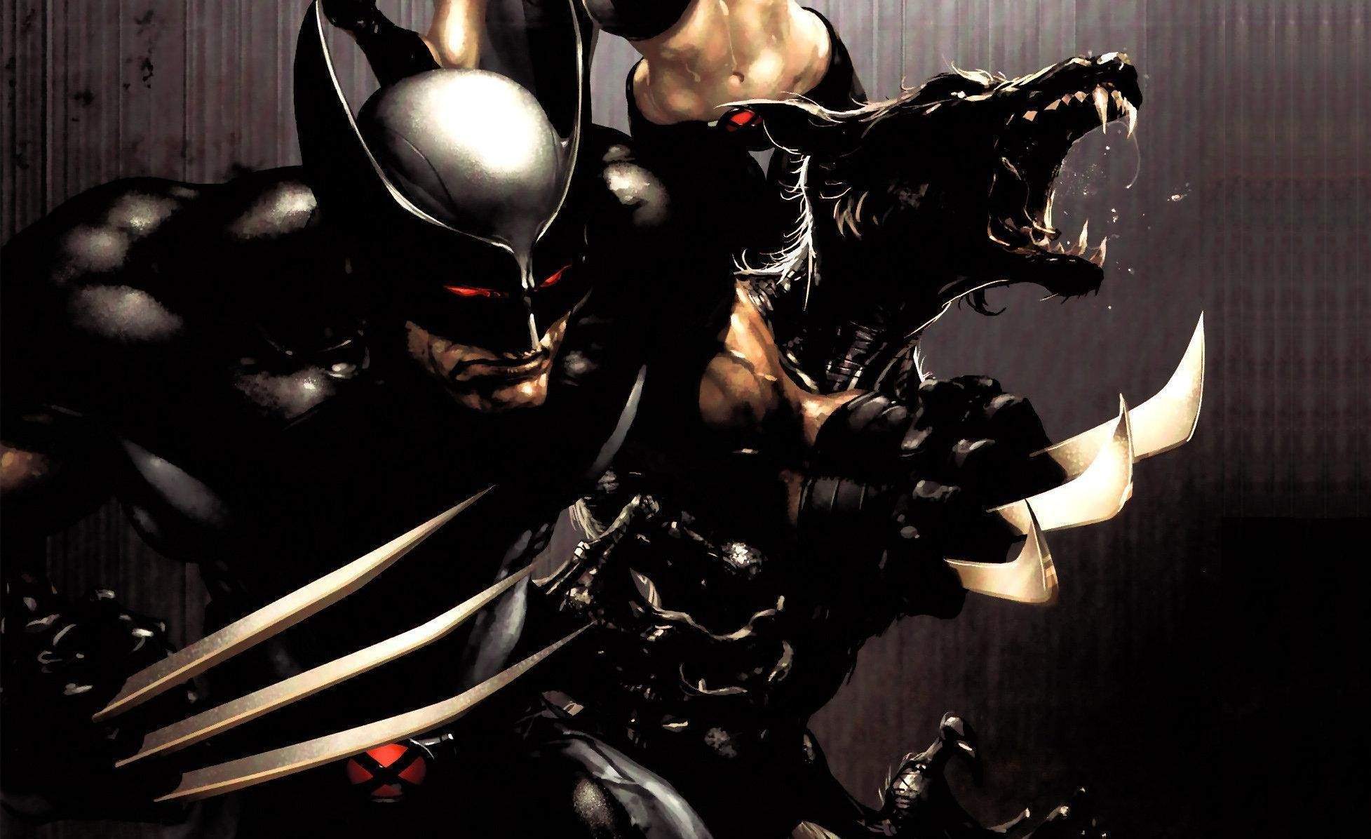 Res: 1955x1196, Wolverine