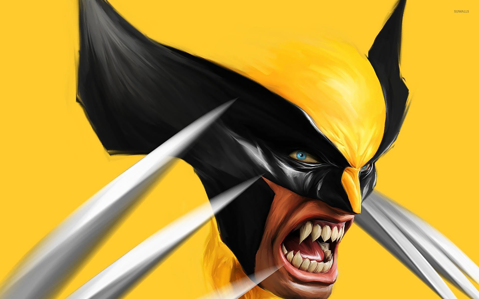 Res: 1920x1200, Wolverine wallpaper