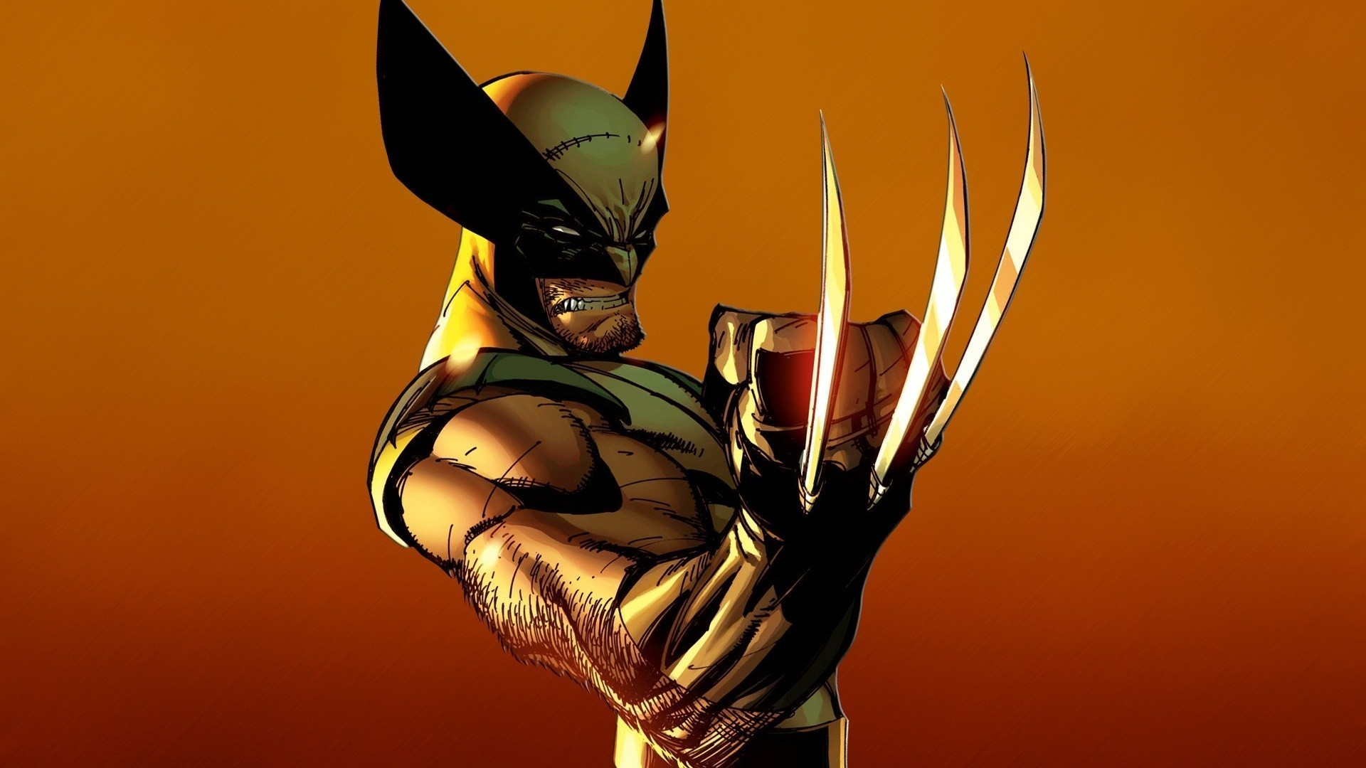 Res: 1920x1080, Wolverine Wallpapers 20 - 1920 X 1080