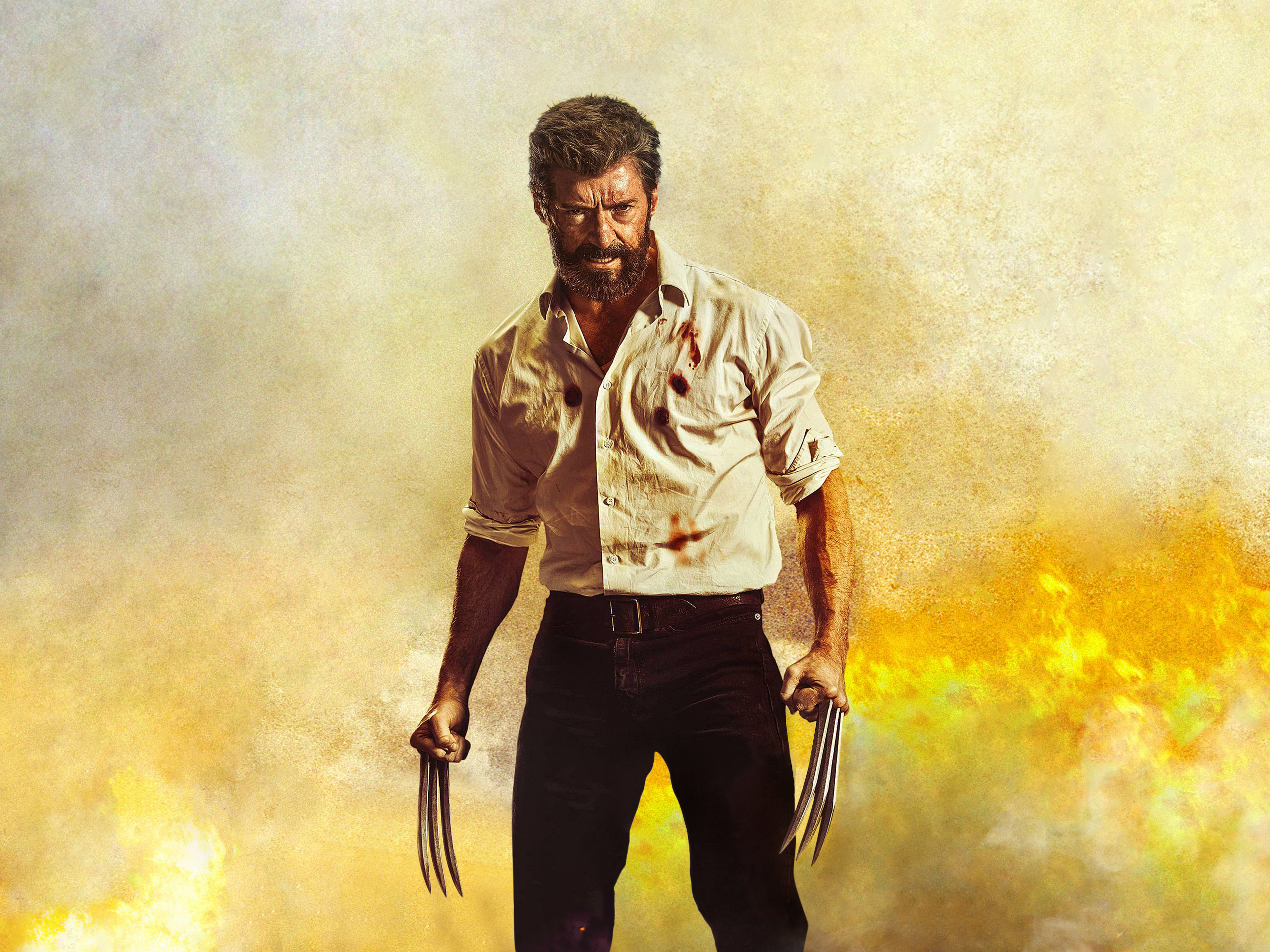 Res: 2667x2000, Hugh Jackman Wolverine Wallpapers Full Hd For Free Wallpaper