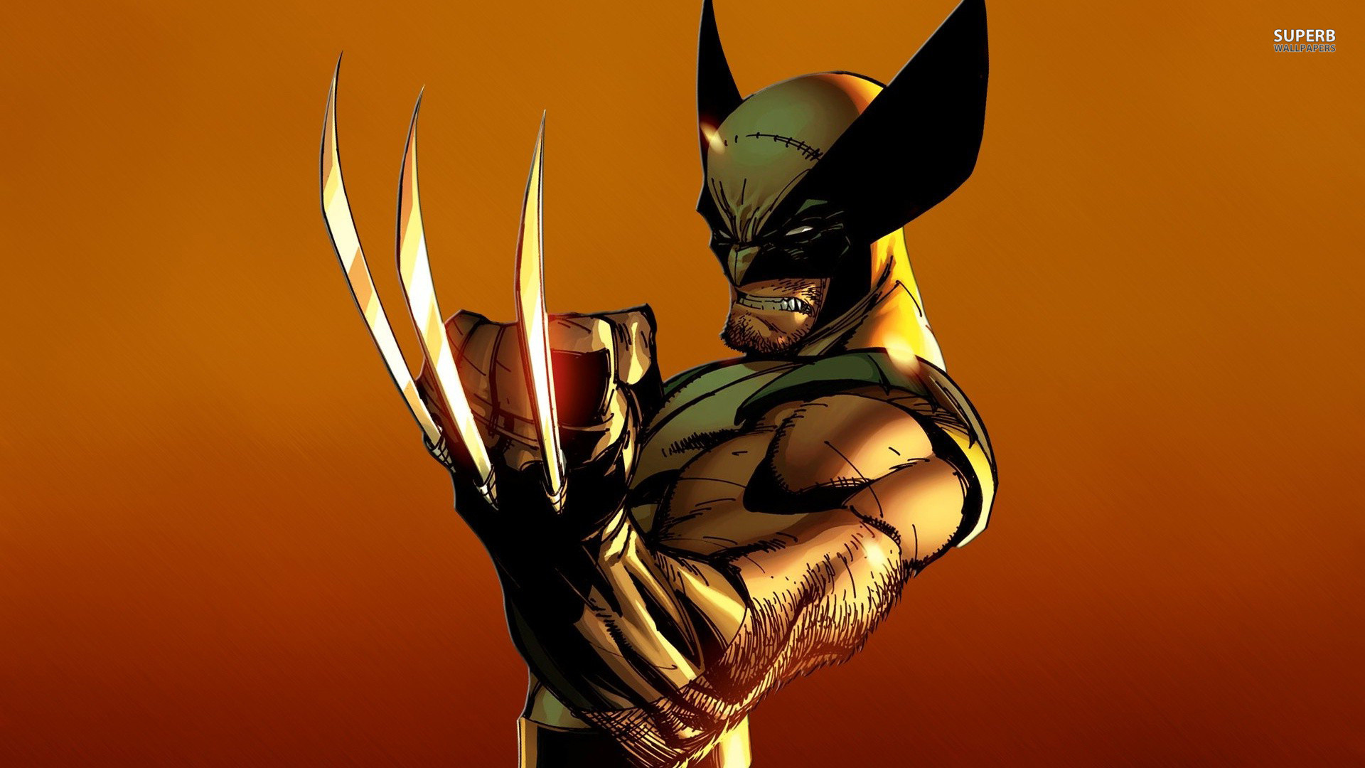 Res: 1920x1080, Wolverine Wallpapers 19 - 1920 X 1080