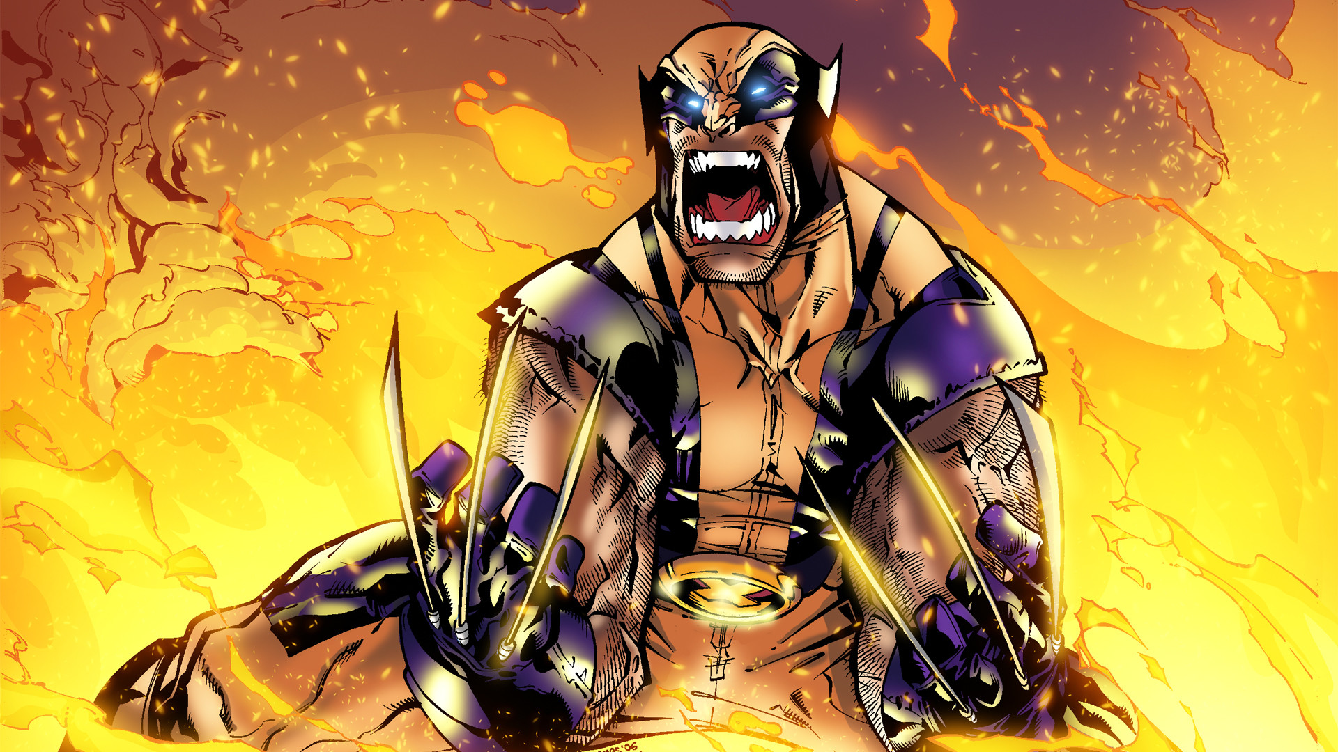 Res: 1920x1080, Wolverine Wallpapers Collection (37+)