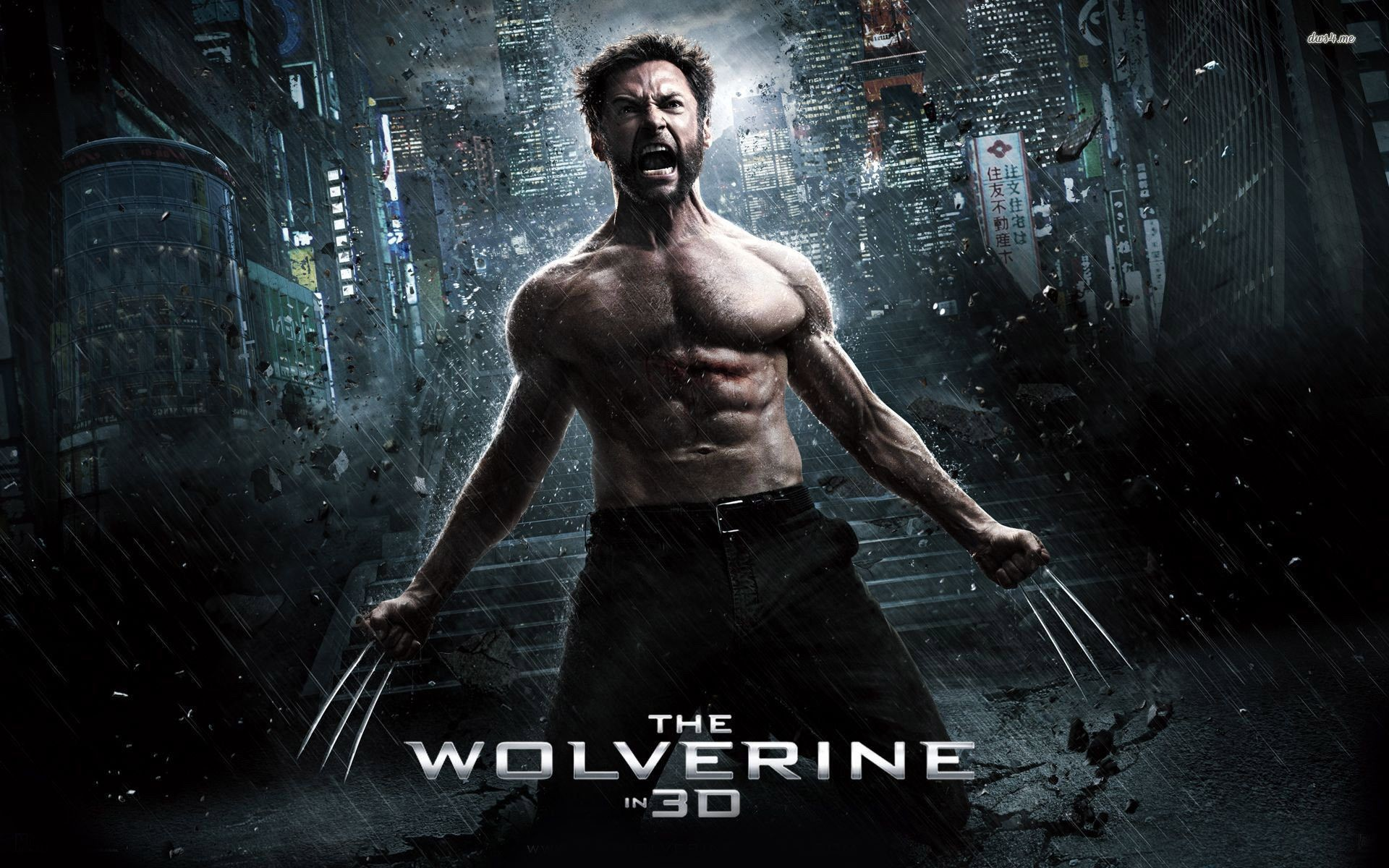 Res: 1920x1200, Wolverine Wallpaper Free