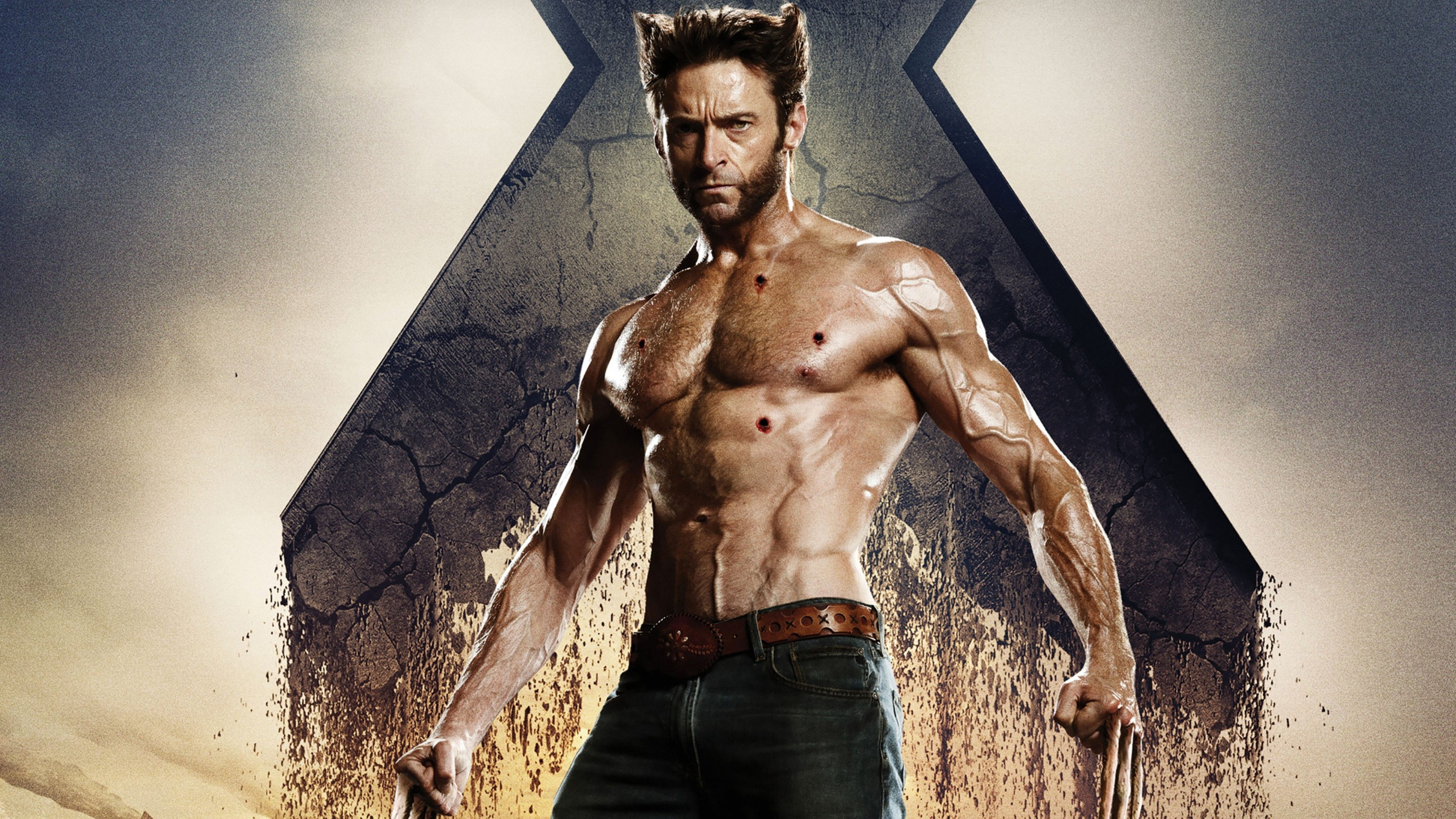 Res: 3840x2160,  > Wolverine Wallpapers