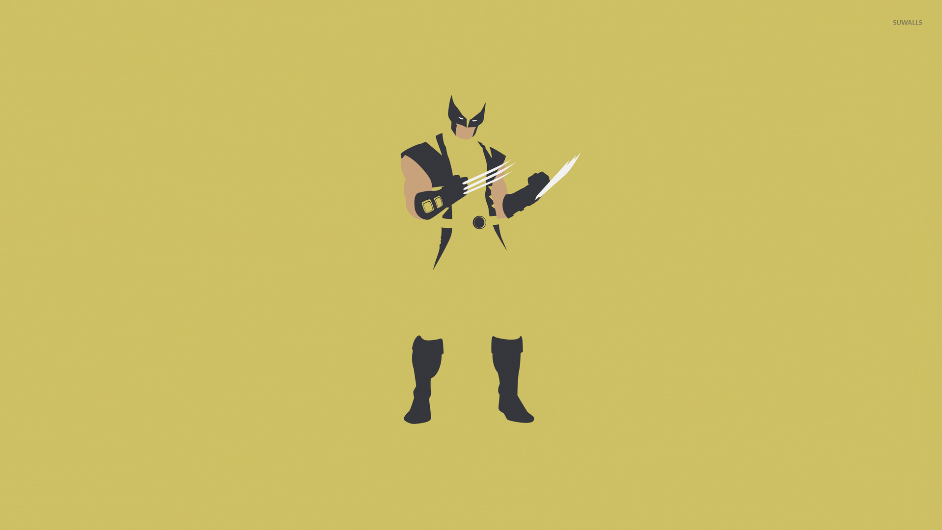 Res: 1920x1080, The claws of Wolverine wallpaper
