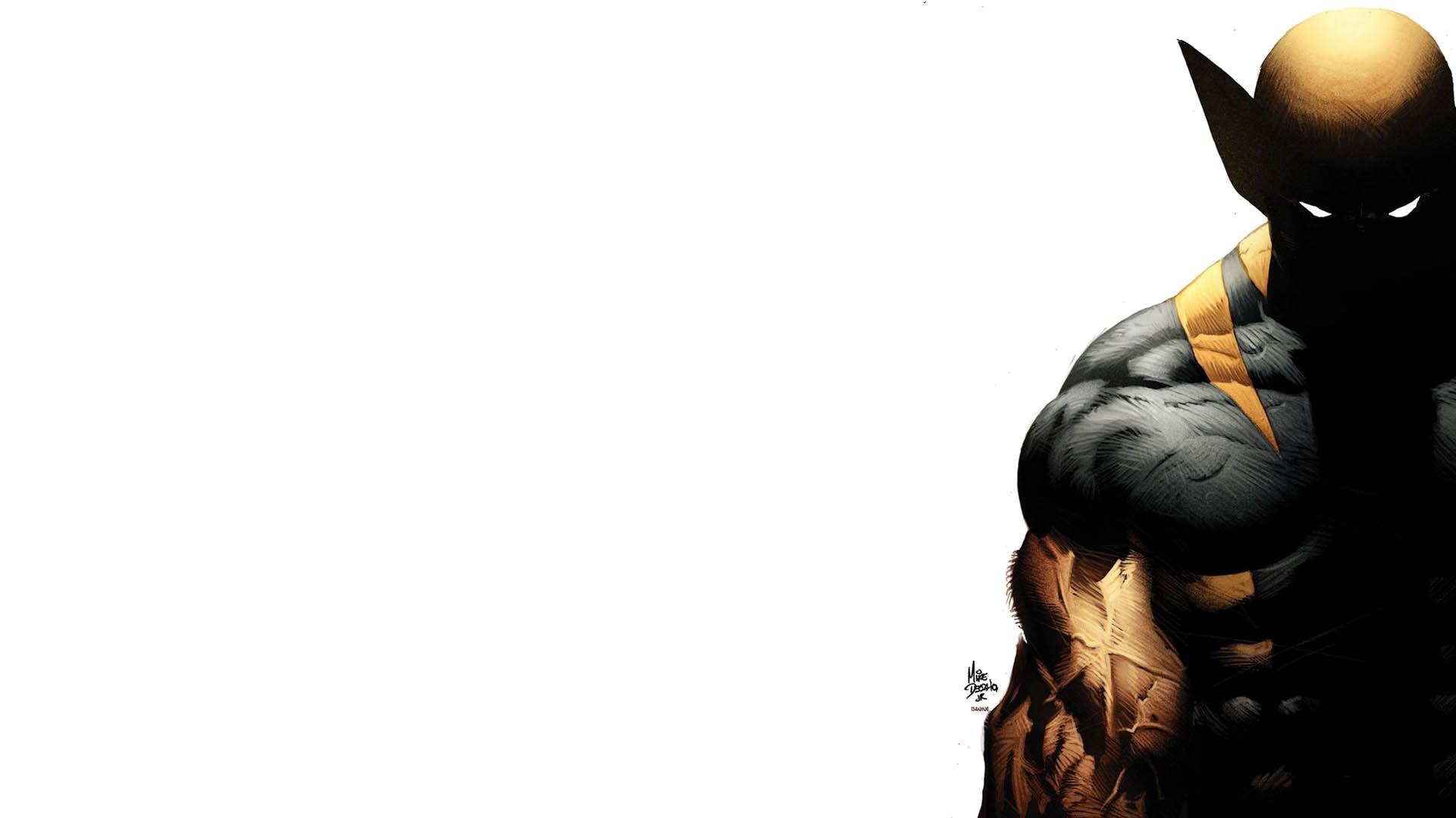 Res: 1920x1080, Wolverine Wallpaper