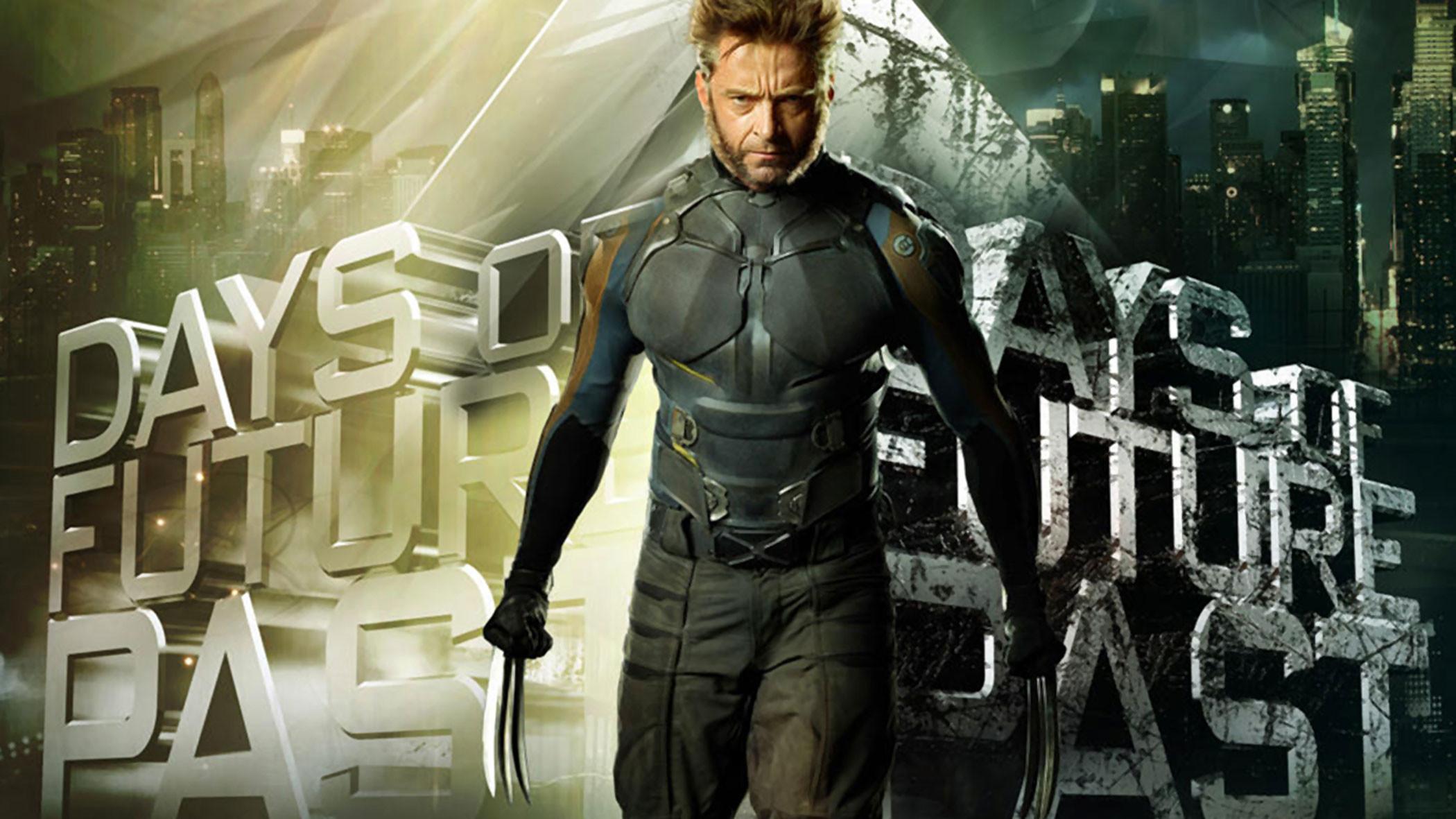 Res: 2100x1181, X Men Days Of Future Past Wolverine