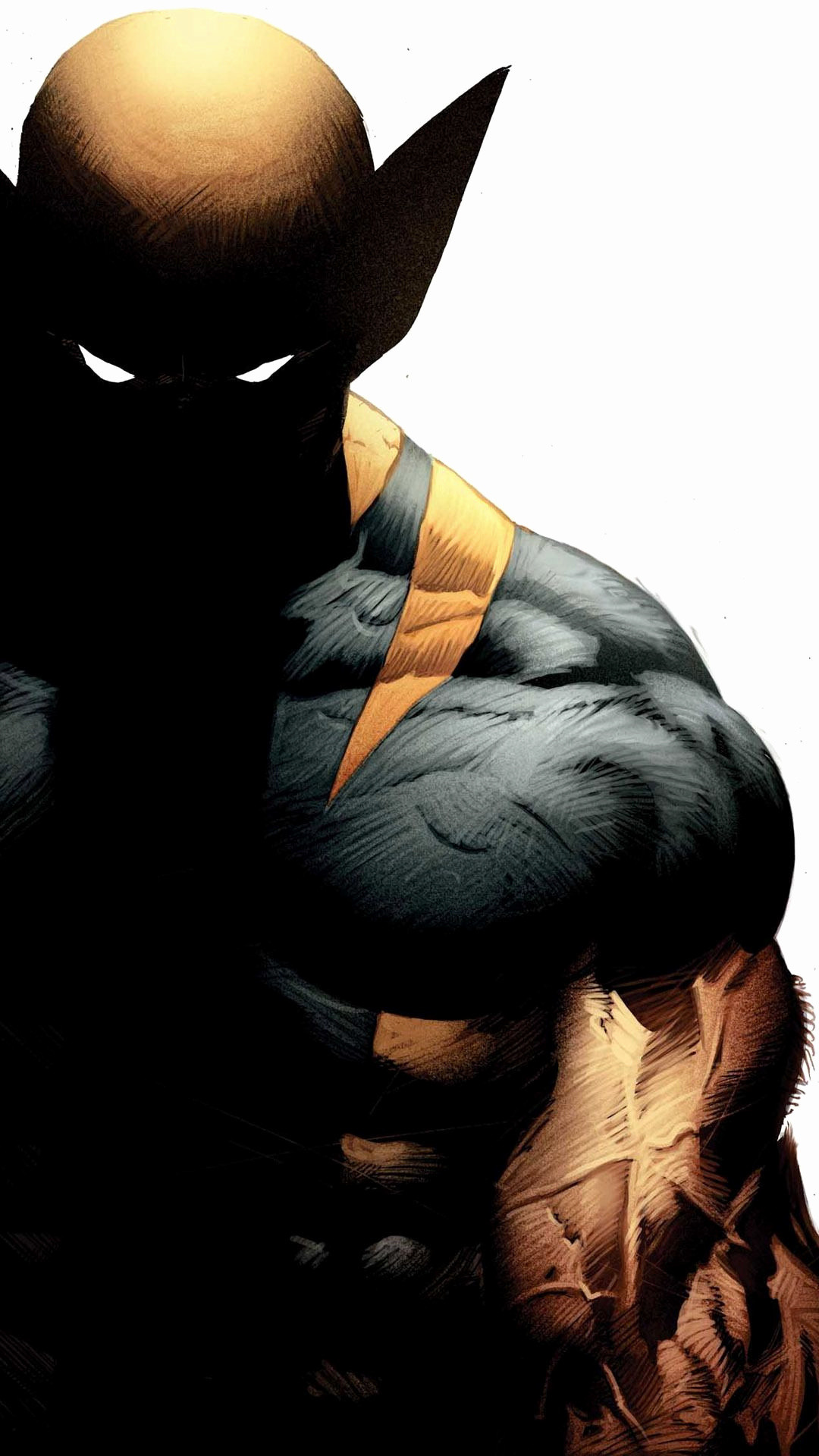 Res: 1080x1920, Wolverine Wallpaper Awesome Wolverine Mobile Wallpaper Heroes Pinterest