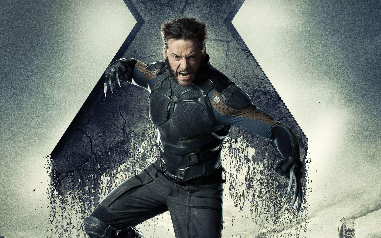 Res: 2880x1800, X-Men Days Of Future Past Hugh Jackman Wolverine Wallpaper