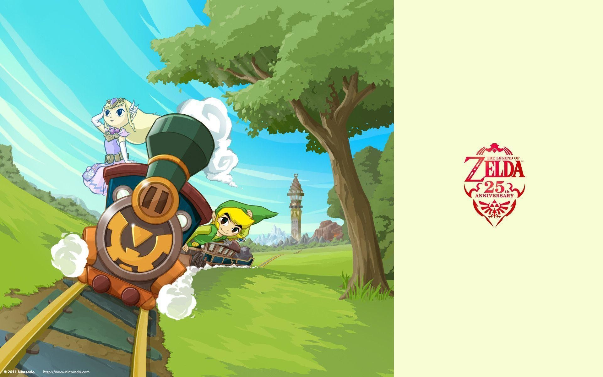 Res: 1920x1200, 25th anniversary wallpapers - Toon Link Wallpaper (24925098) - Fanpop