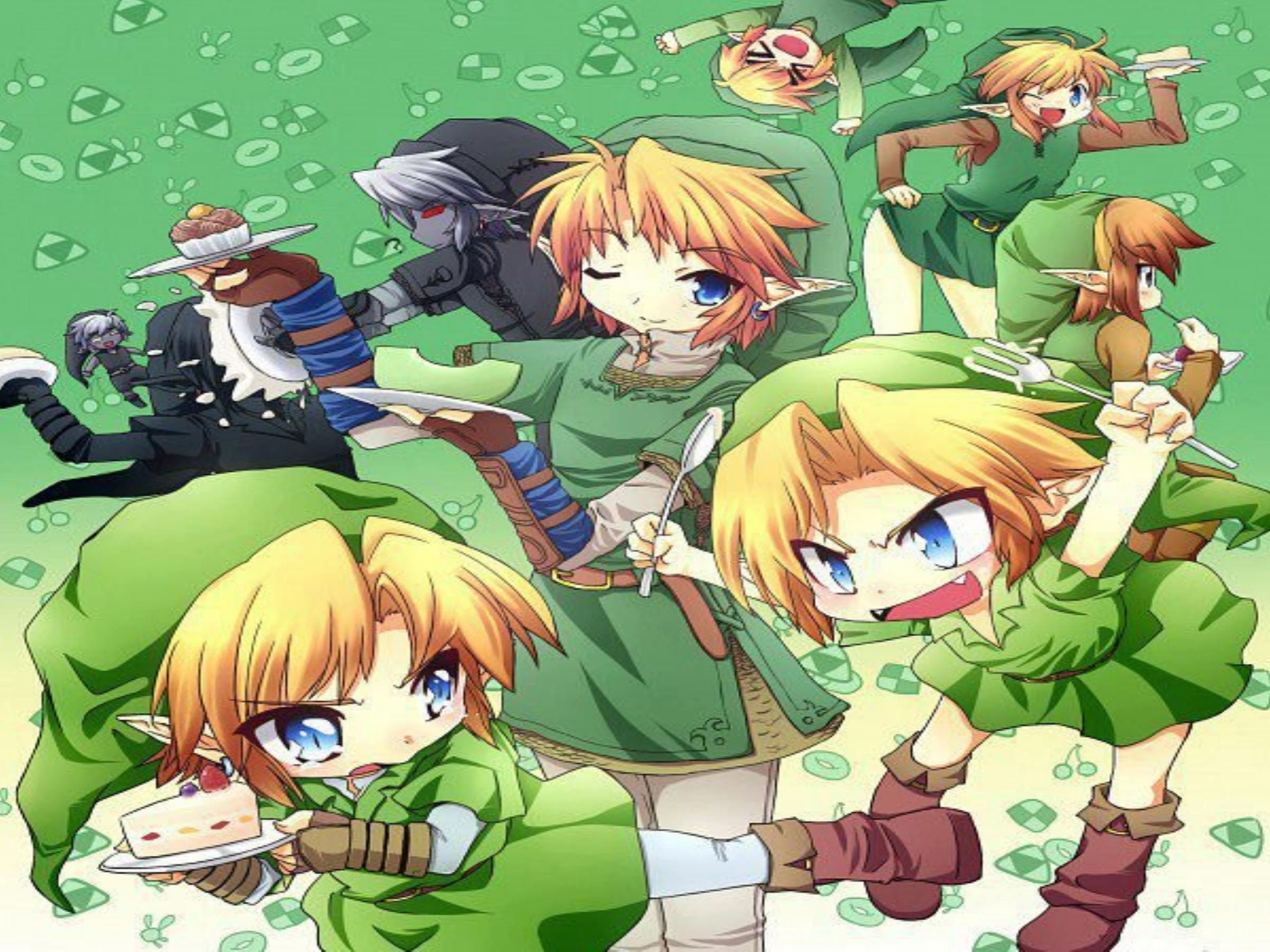 Res: 2400x1800, Toon Link HD Desktop Wallpapers for Widescreen, High Definition .