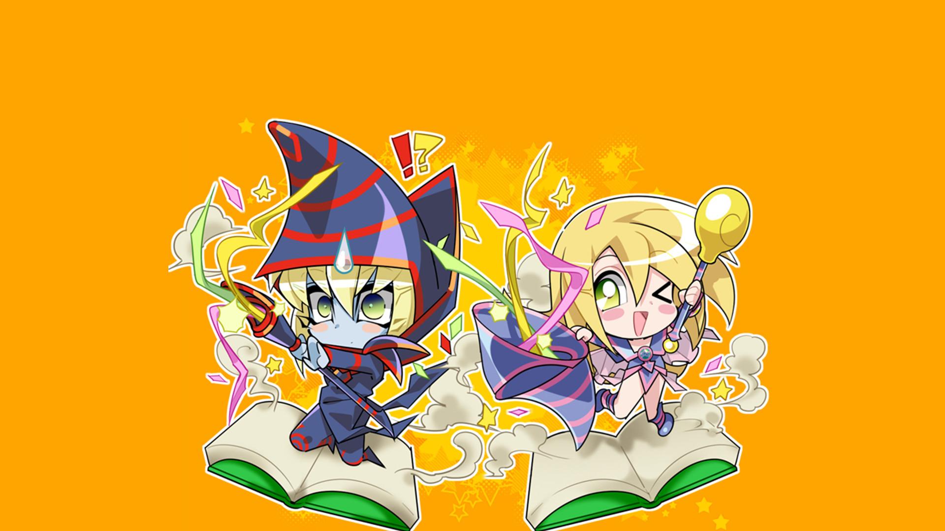 Res: 1920x1080, Anime - Yu-Gi-Oh! Dark Magician Girl Wallpaper