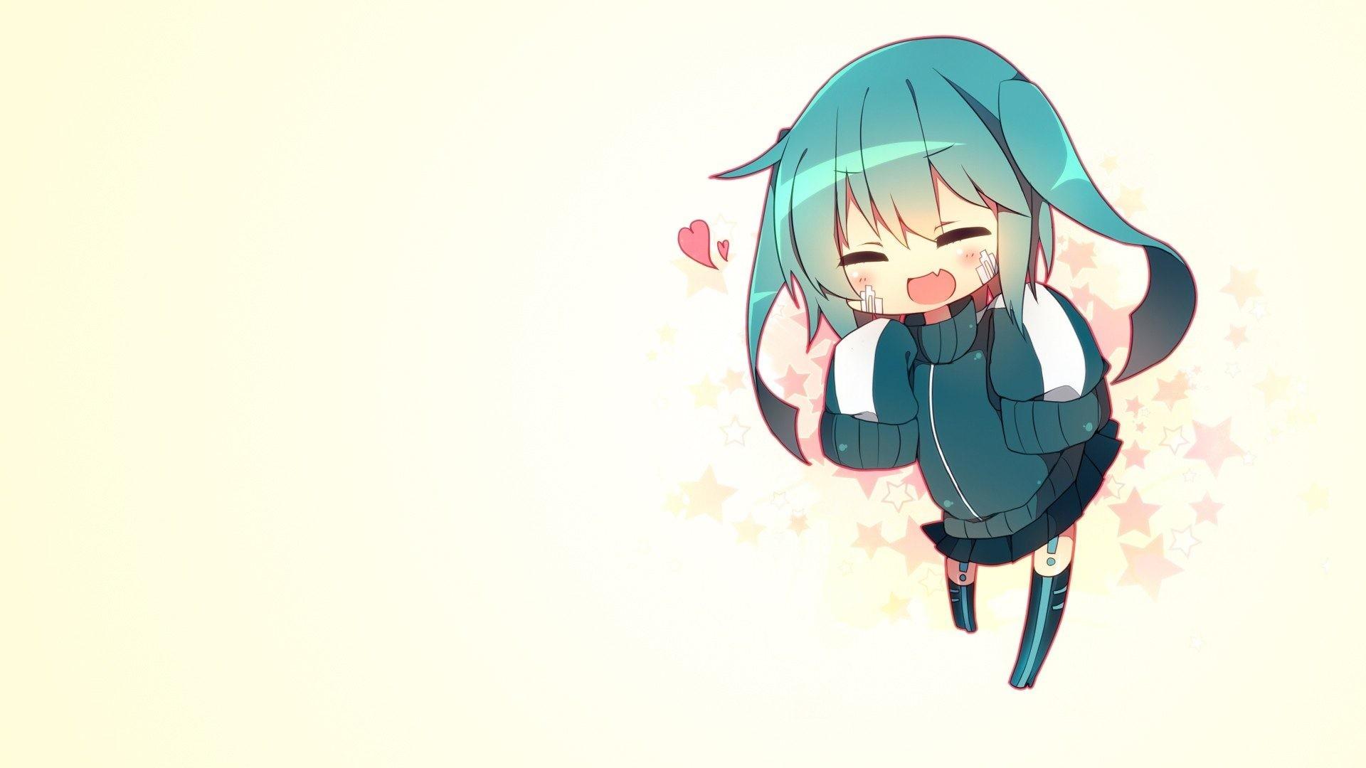 Res: 1920x1080, Download Girls Images 4k Background HD Wallpaper hatsune miku girl green  hair toon 88117