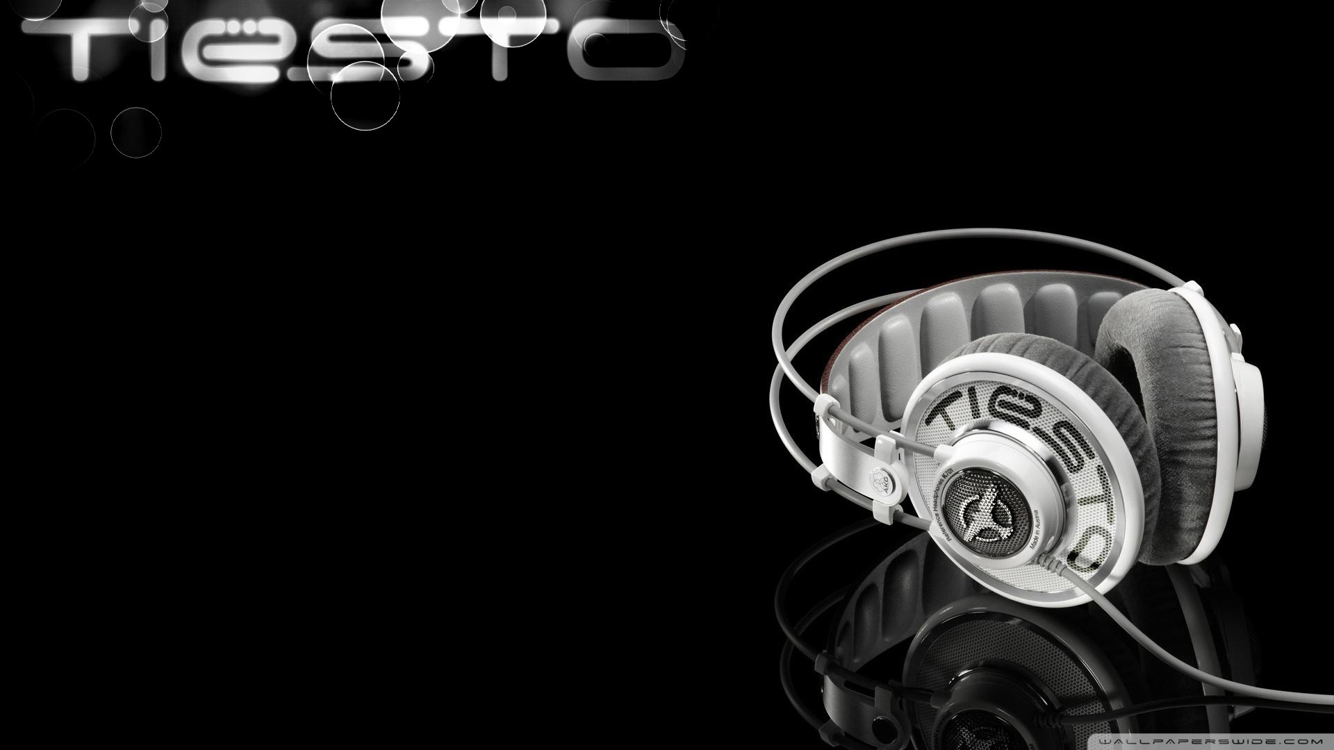 Res: 1920x1080, Tiesto Headphones wallpaper. Â«Â«