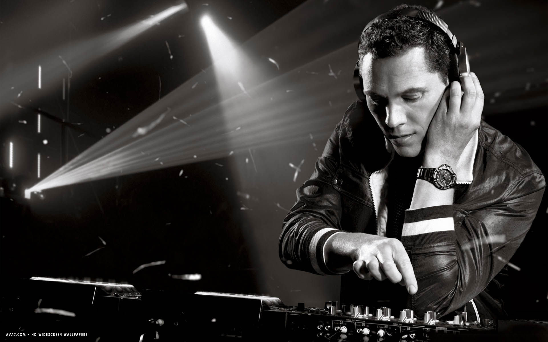 Res: 1920x1200, tiesto dj disc jockey music hd widescreen wallpaper