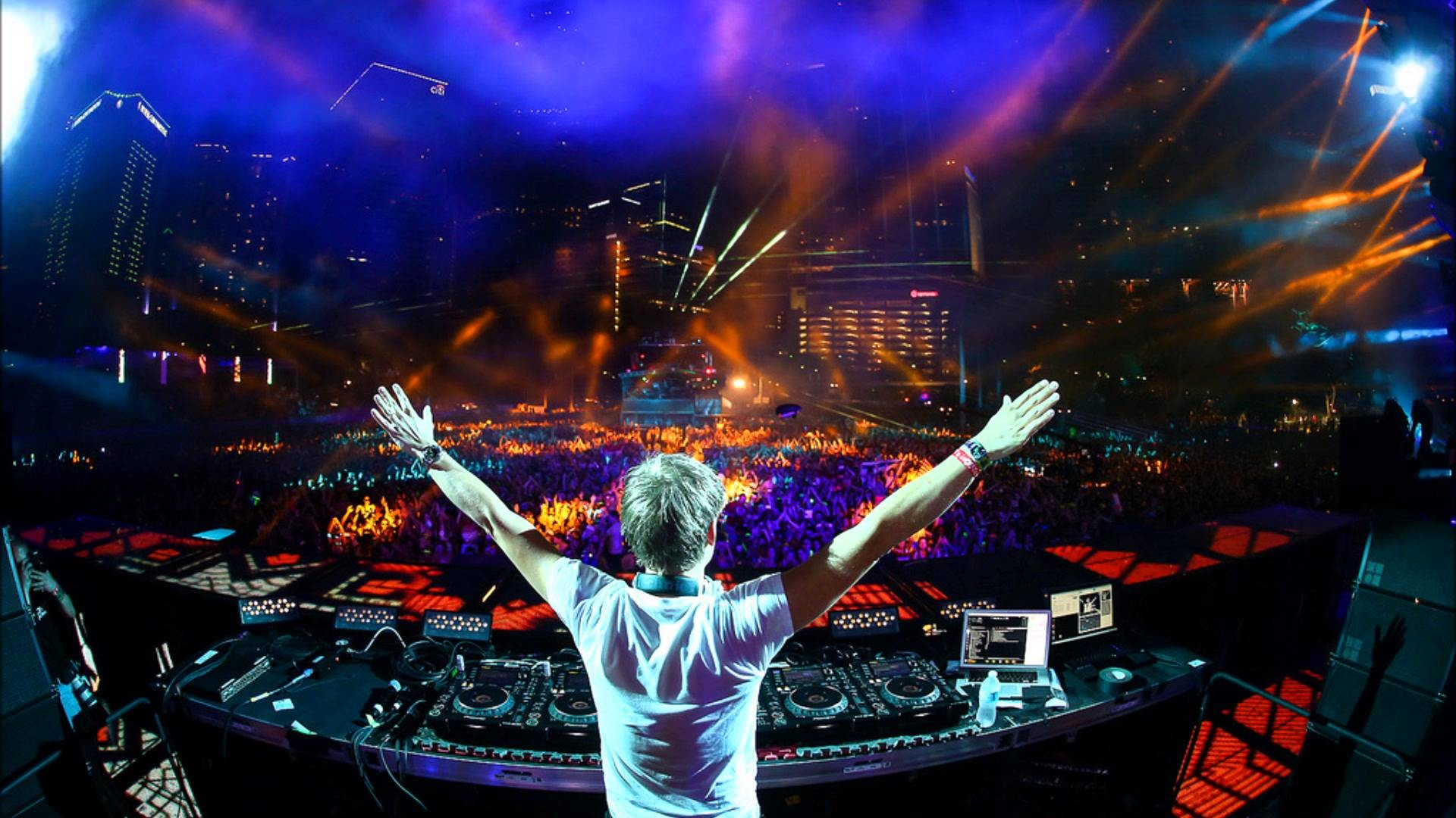Res: 1920x1080, tiesto-concert-background-wallpapers