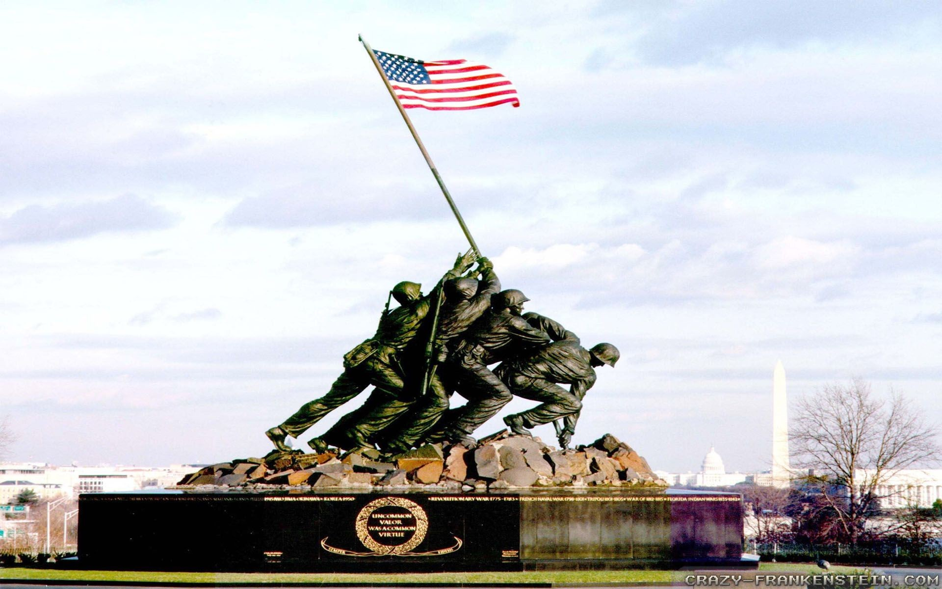 Res: 1920x1200, Flag Raising on Iwo Jima Photographs The Most Influential 1920×1200 Raising  the Flag on