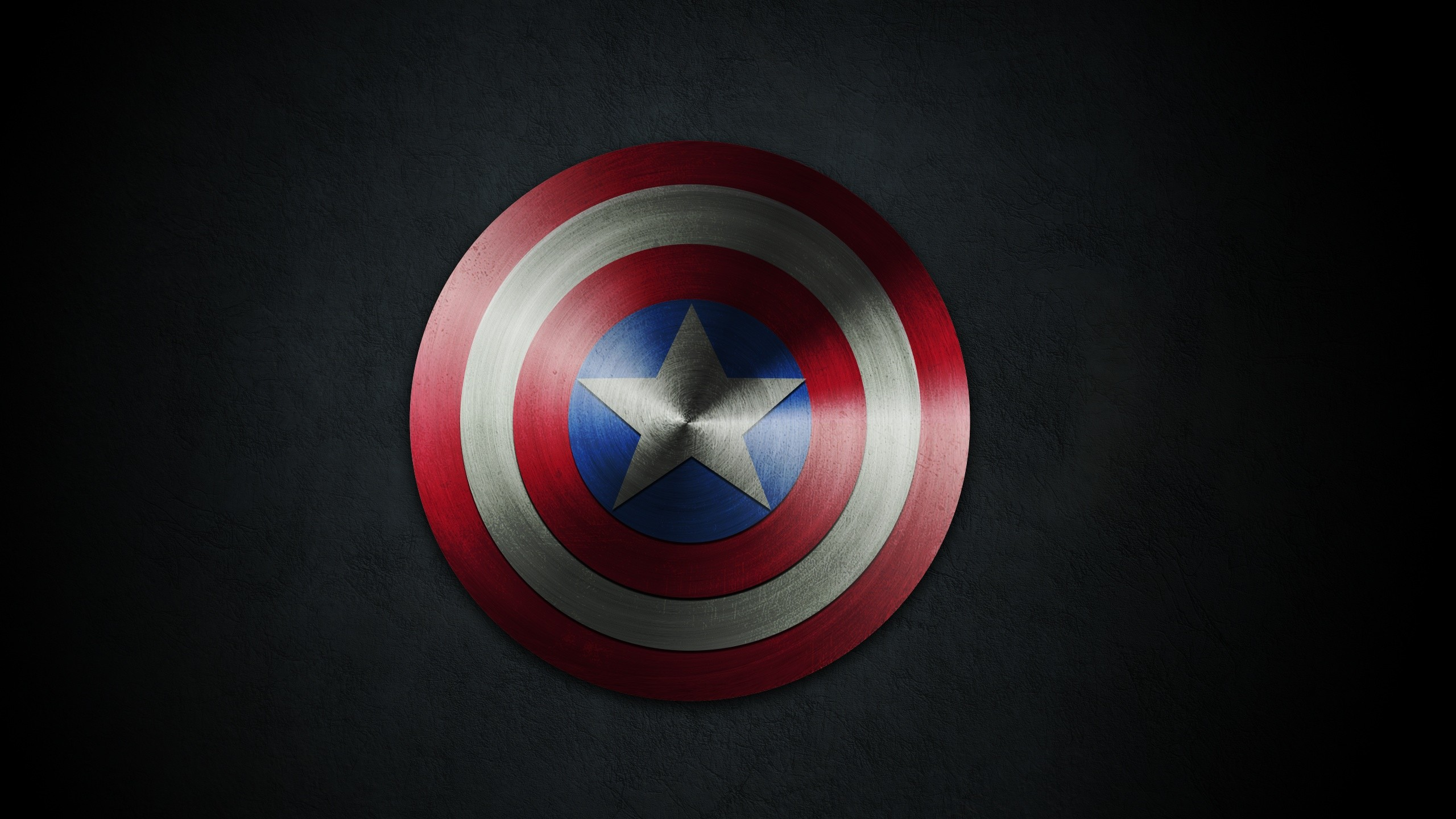Res: 2560x1440, Captain America Shield 28 Hd Wallpaper Trendy Wallpapers