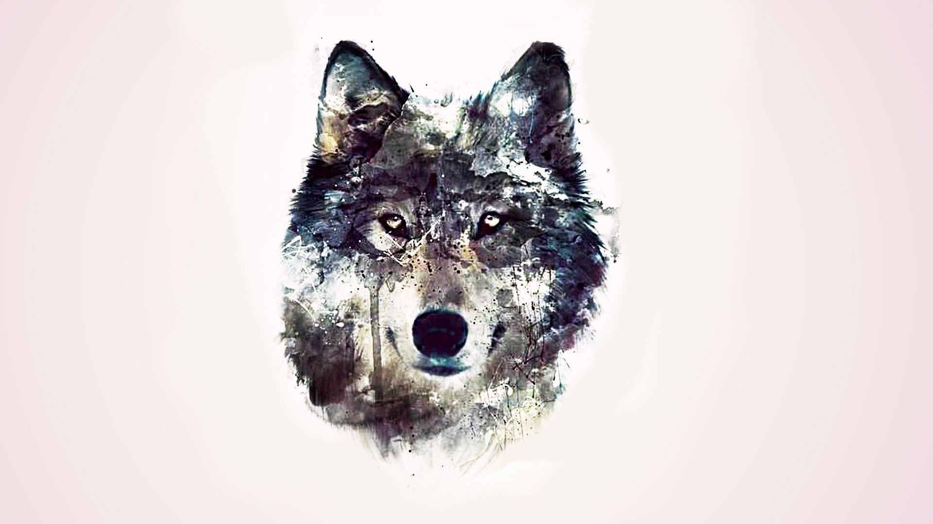 Res: 1920x1080, wolf ...
