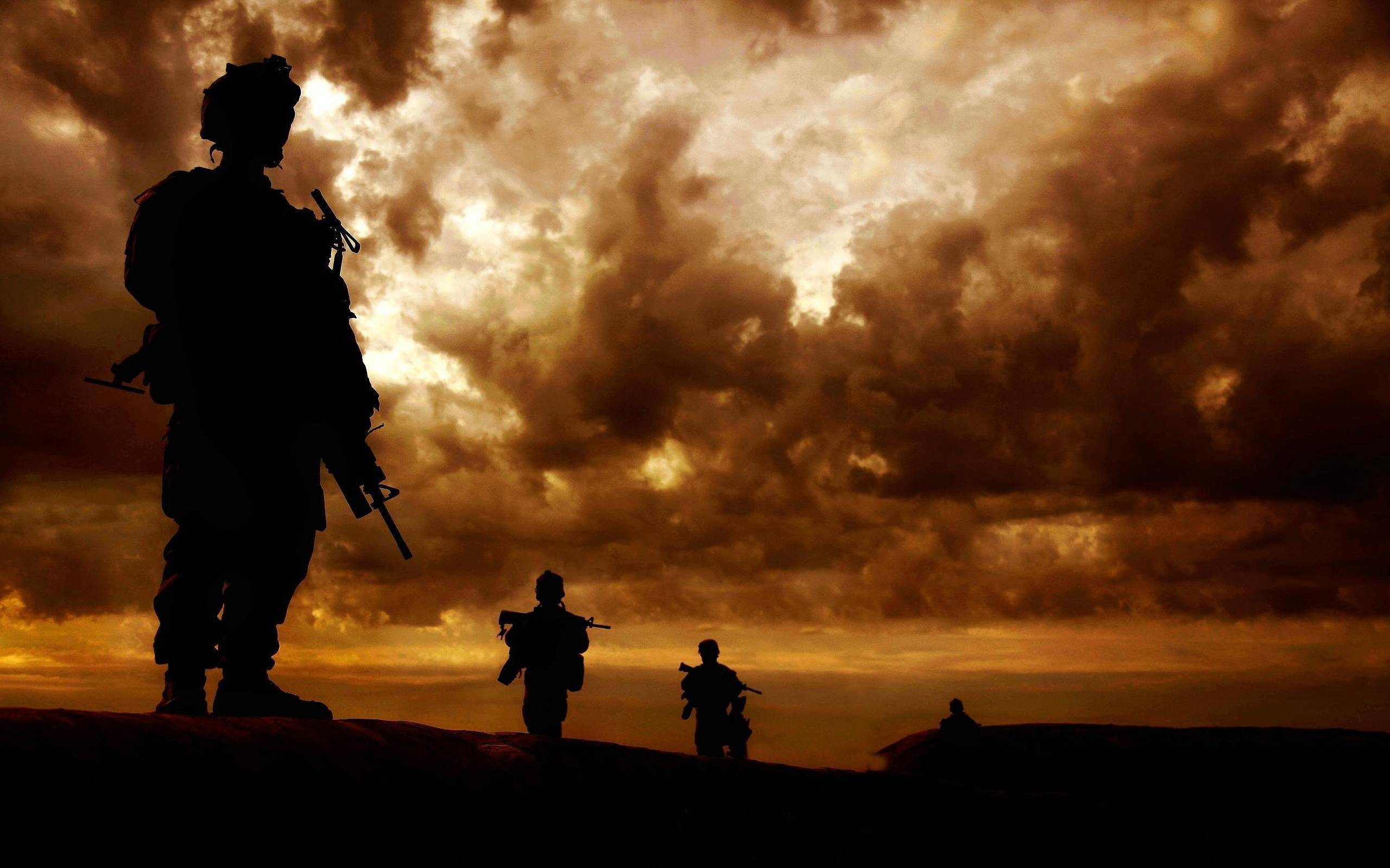 Res: 2560x1600,  504 Soldier Wallpapers | Soldier Backgrounds Page 3