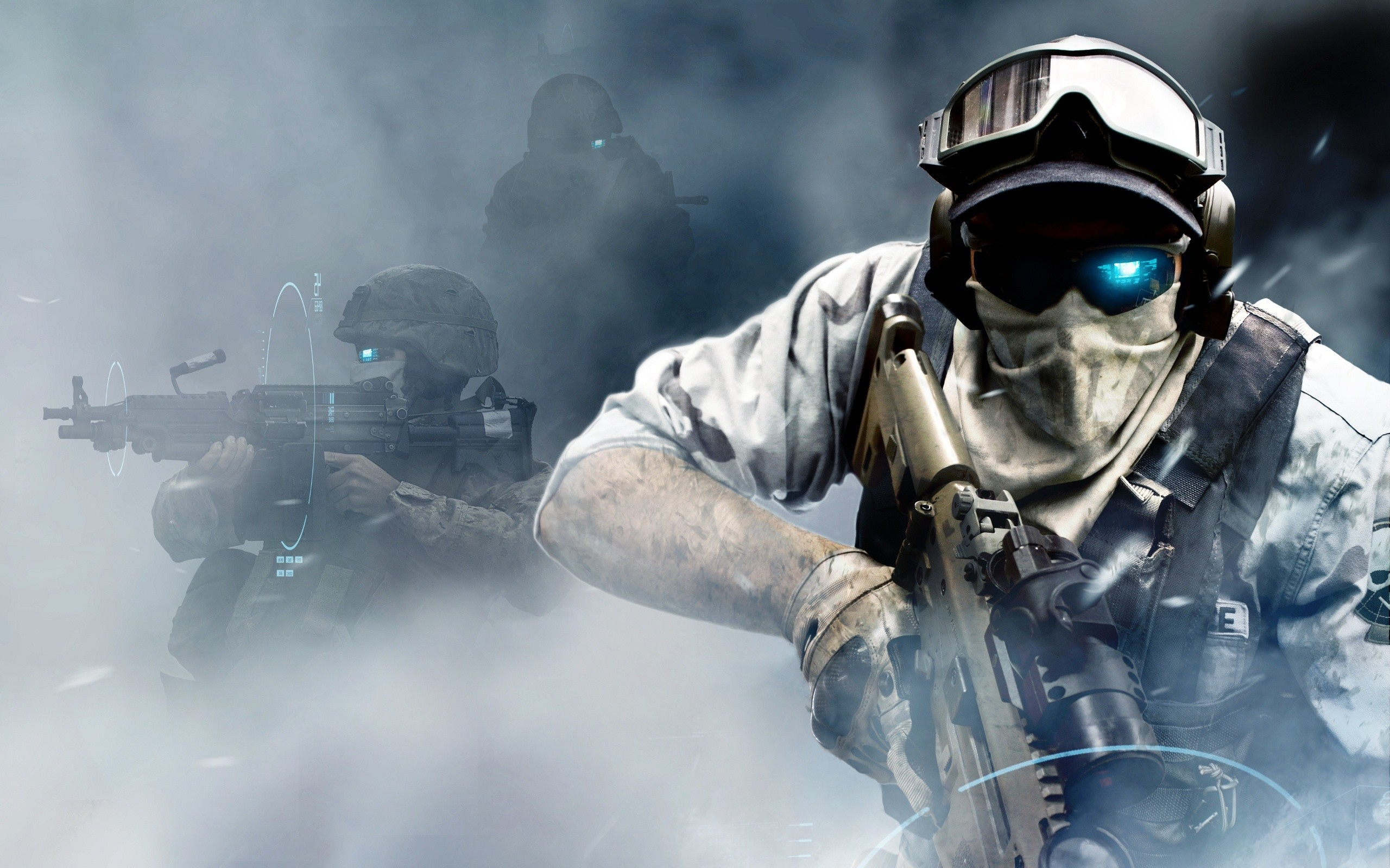 Res: 2560x1600, Ghost Recon Future Soldier Game