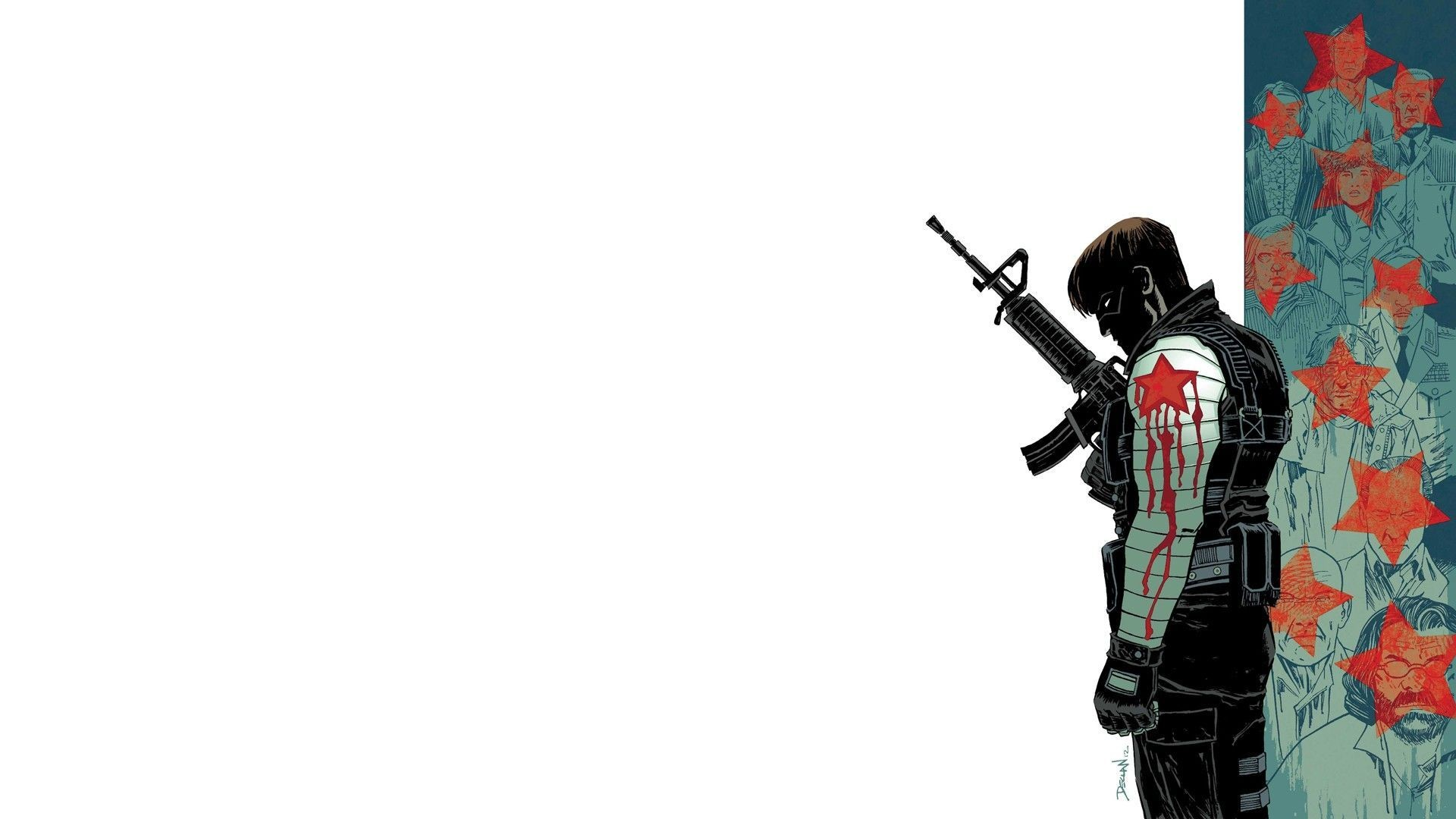 Res: 1920x1080, Winter-Soldier-Wallpapers-Gallery-(80-Plus)-PIC-WPW509851