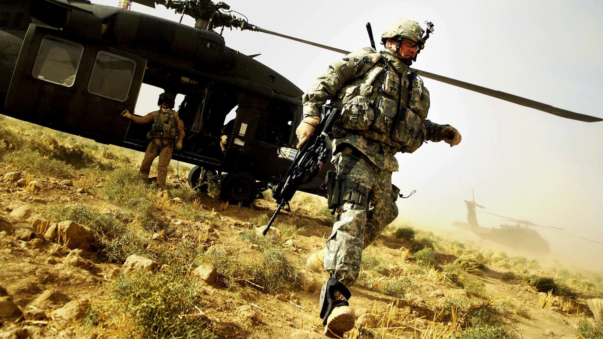 Res: 1920x1080, US Army Soldier Wallpaper  (315.56 Kb) Free Download