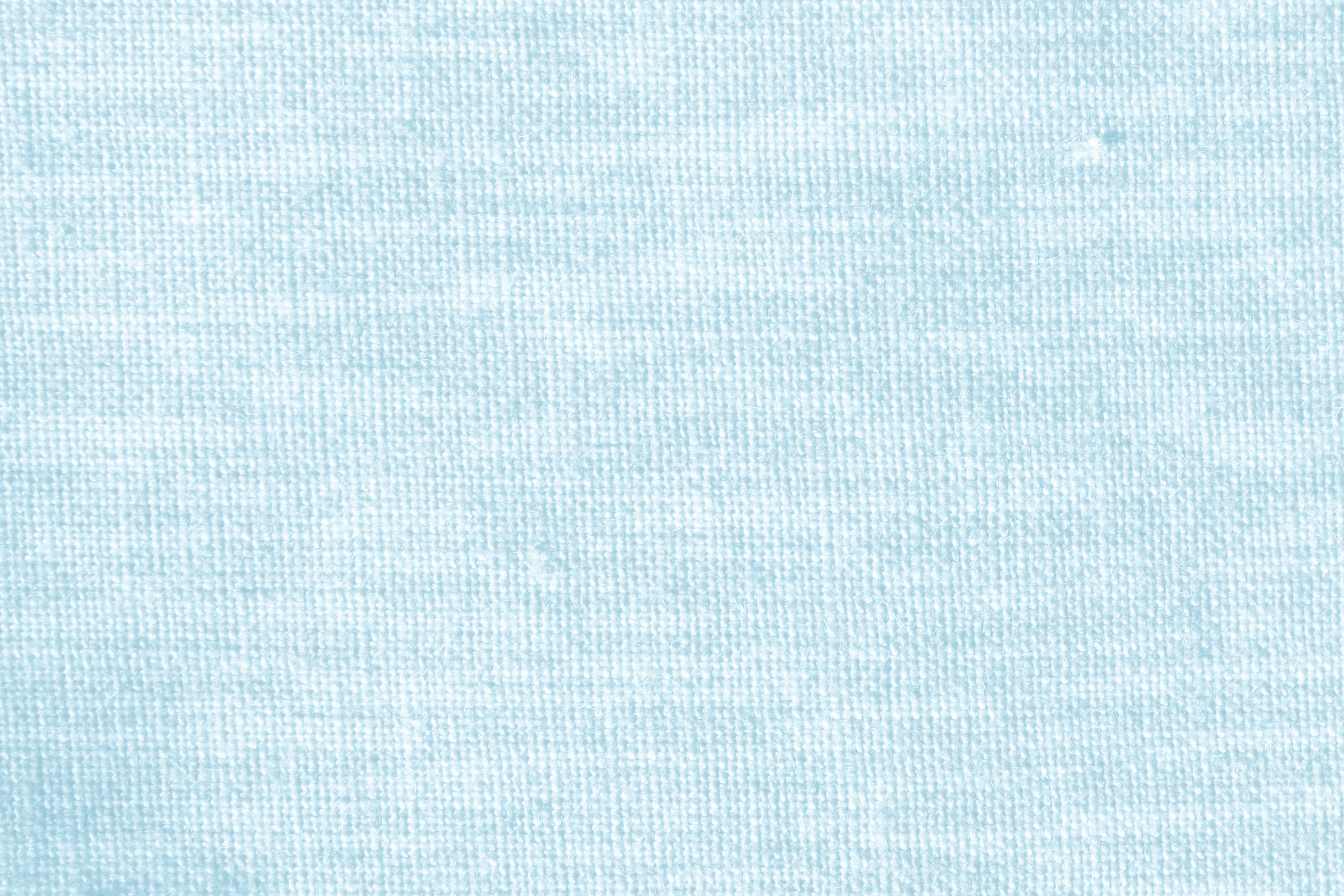 Res: 3000x2000, Baby Blue Woven Fabric Close Up Texture